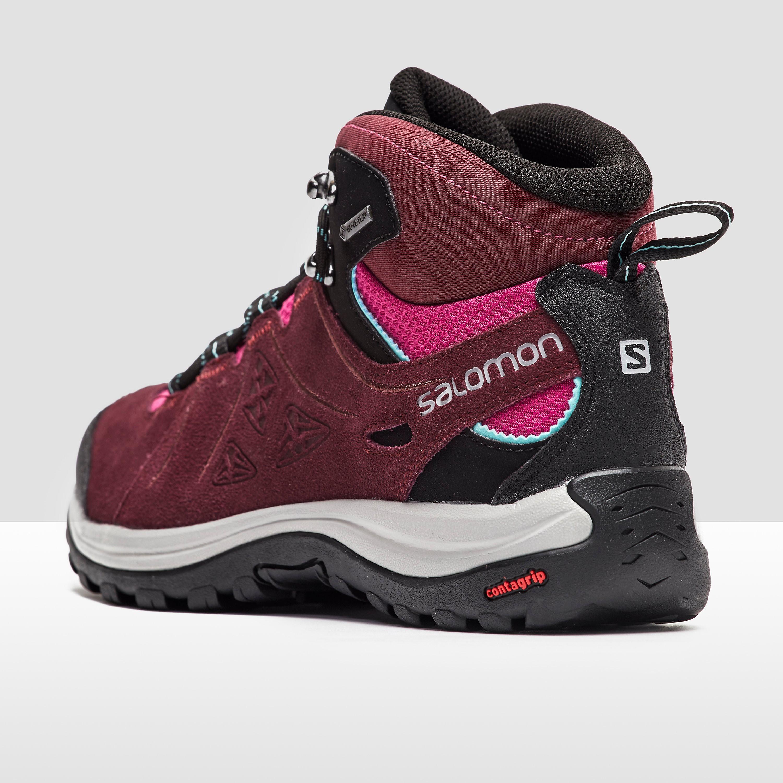Salomon Ellipse 2 Mid Leather GTX Women's Walking Boots