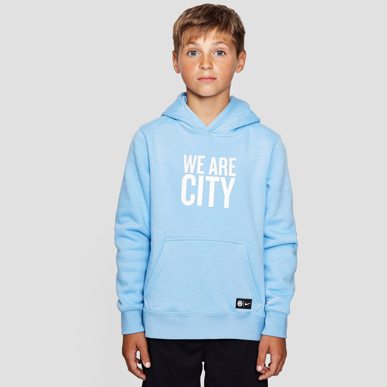 Nike Junior Man City Core Hoody