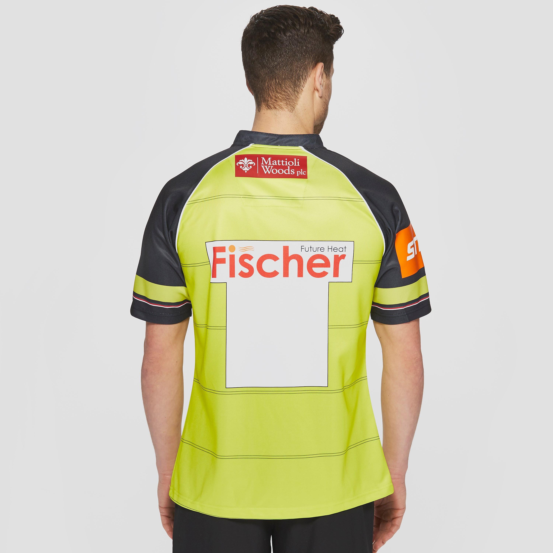 KooGa Leicester Tigers 2016/17 Replica Alternative Rugby Shirt