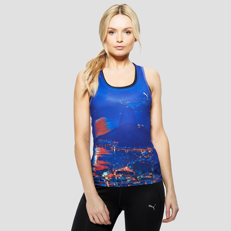 Puma Essential Graphic Layer Women's Tank Top