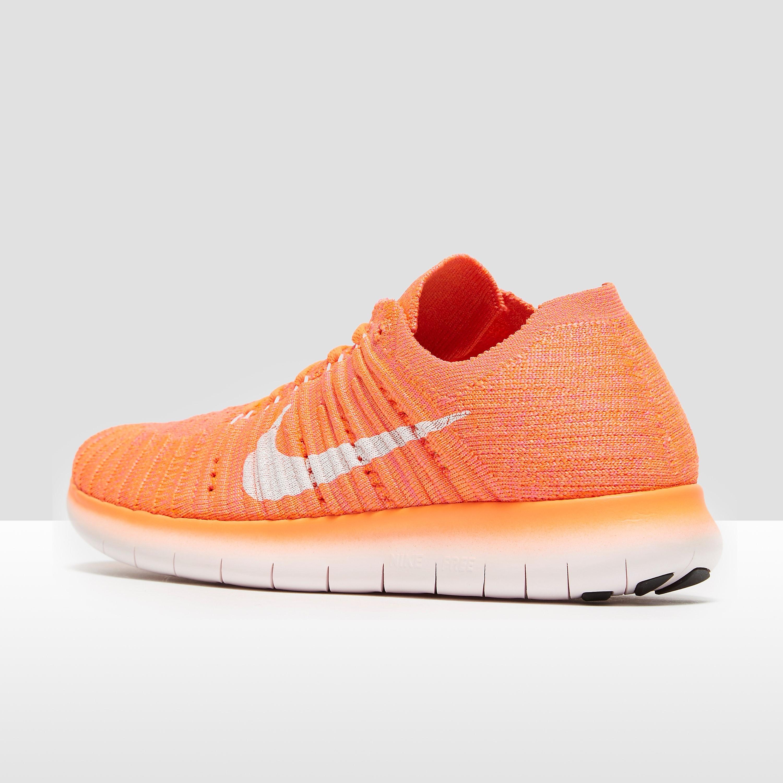 Nike Free Run Flyknit Women's Running Shoes