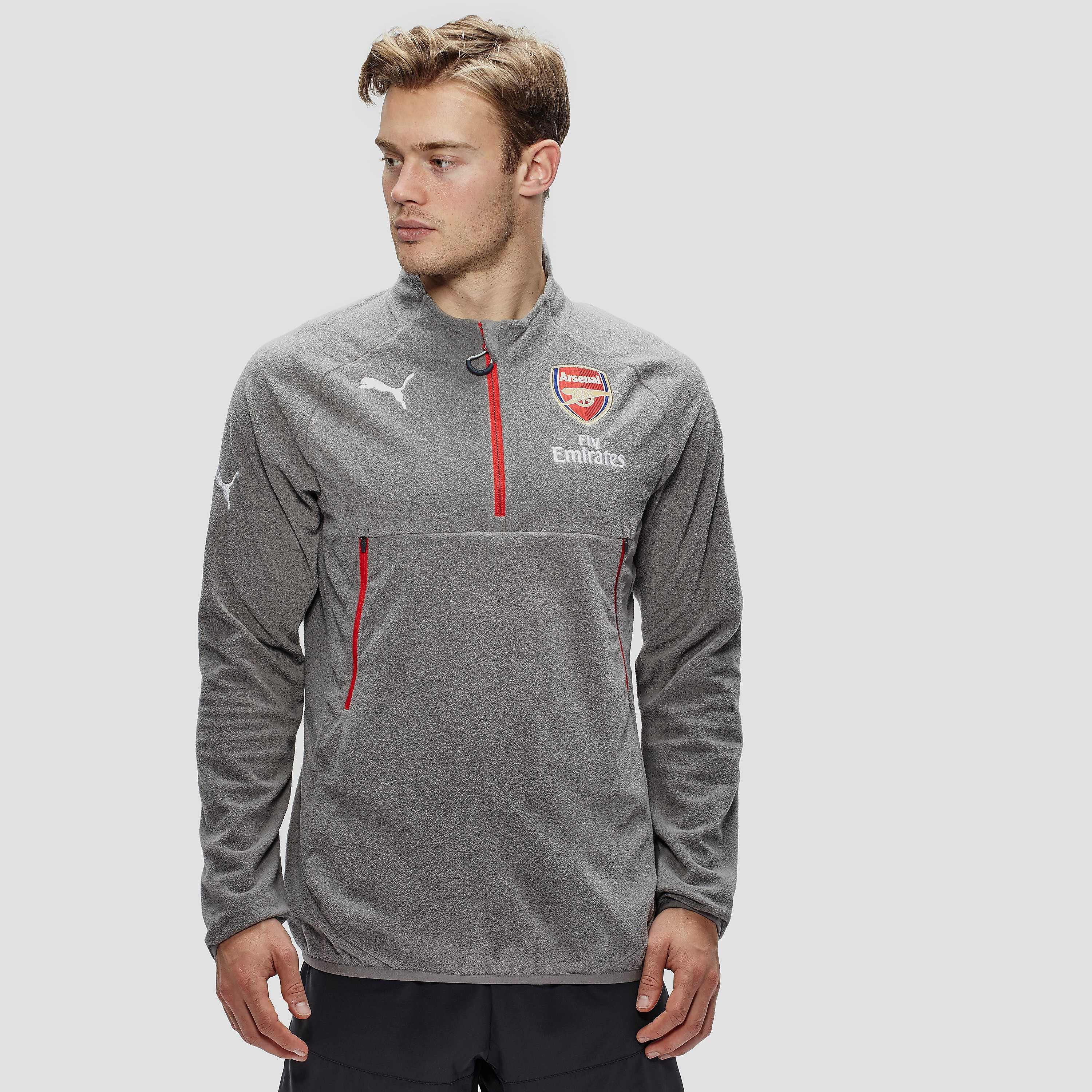 PUMA ARSENAL MEN'S TRAINING FLEECE