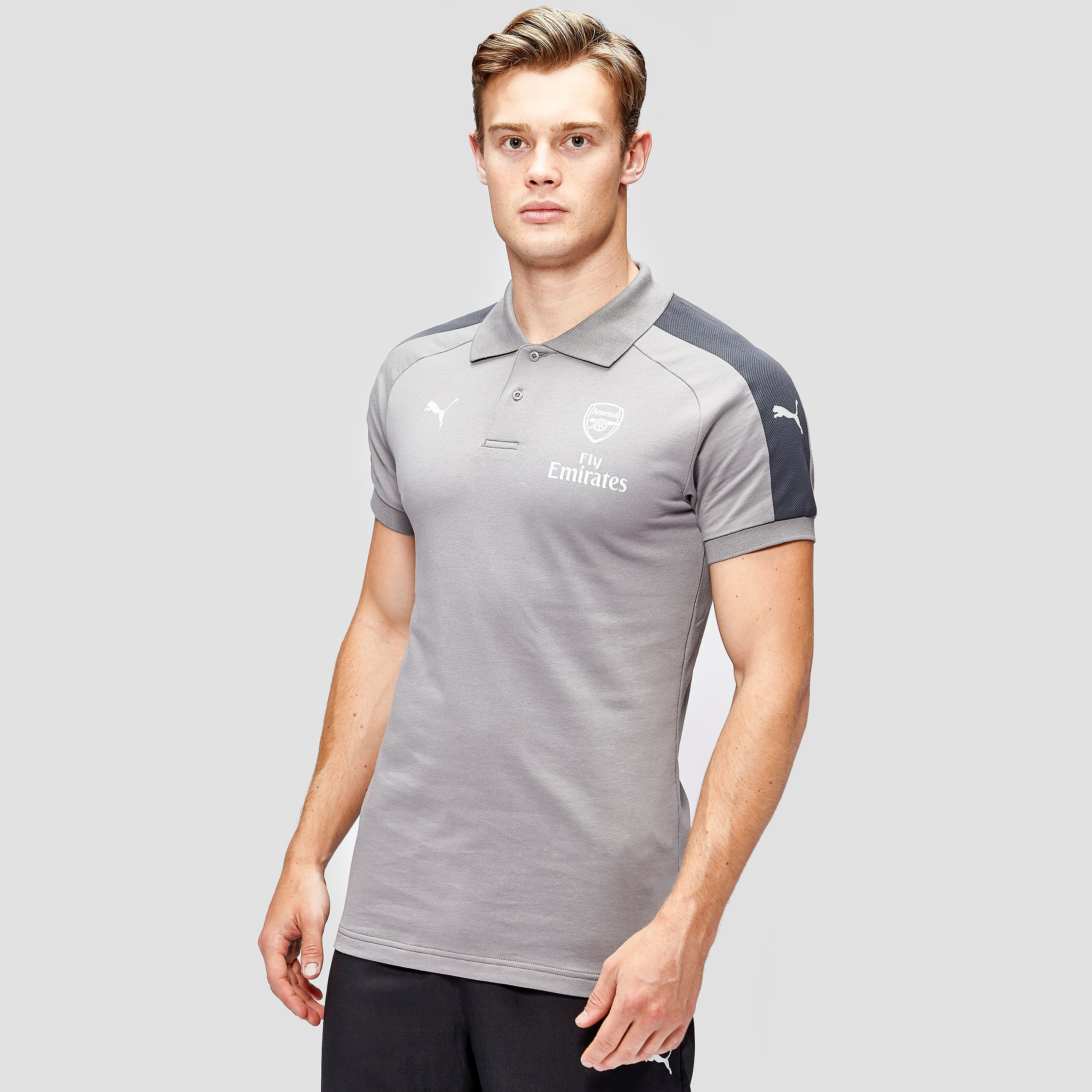 PUMA Arsenal FC Casual Performance Polo