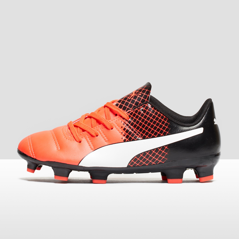 Puma evoPOWER 4.3 Firm Ground Junior Football Boots