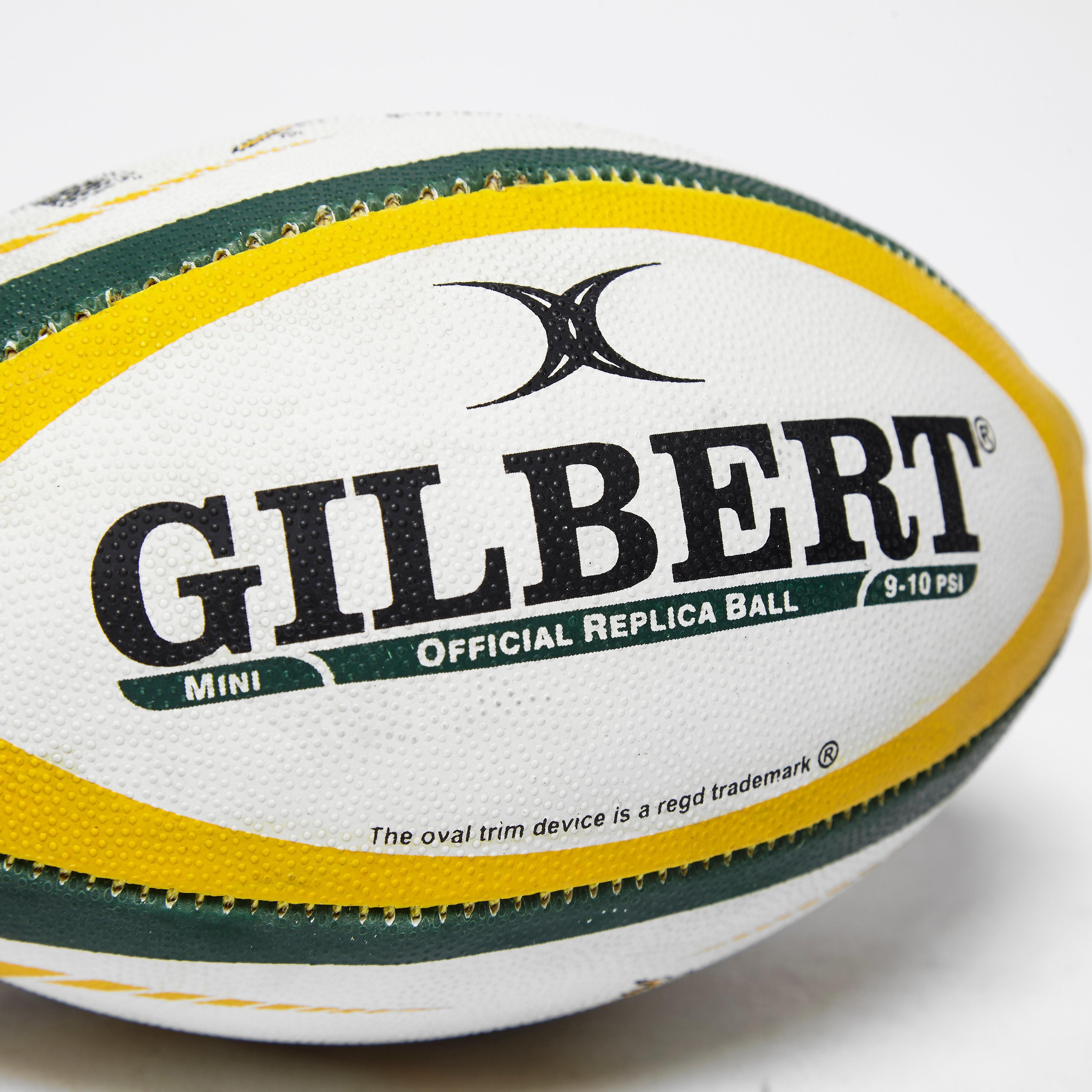 Gilbert South Africa International Replica Mini Rugby Ball