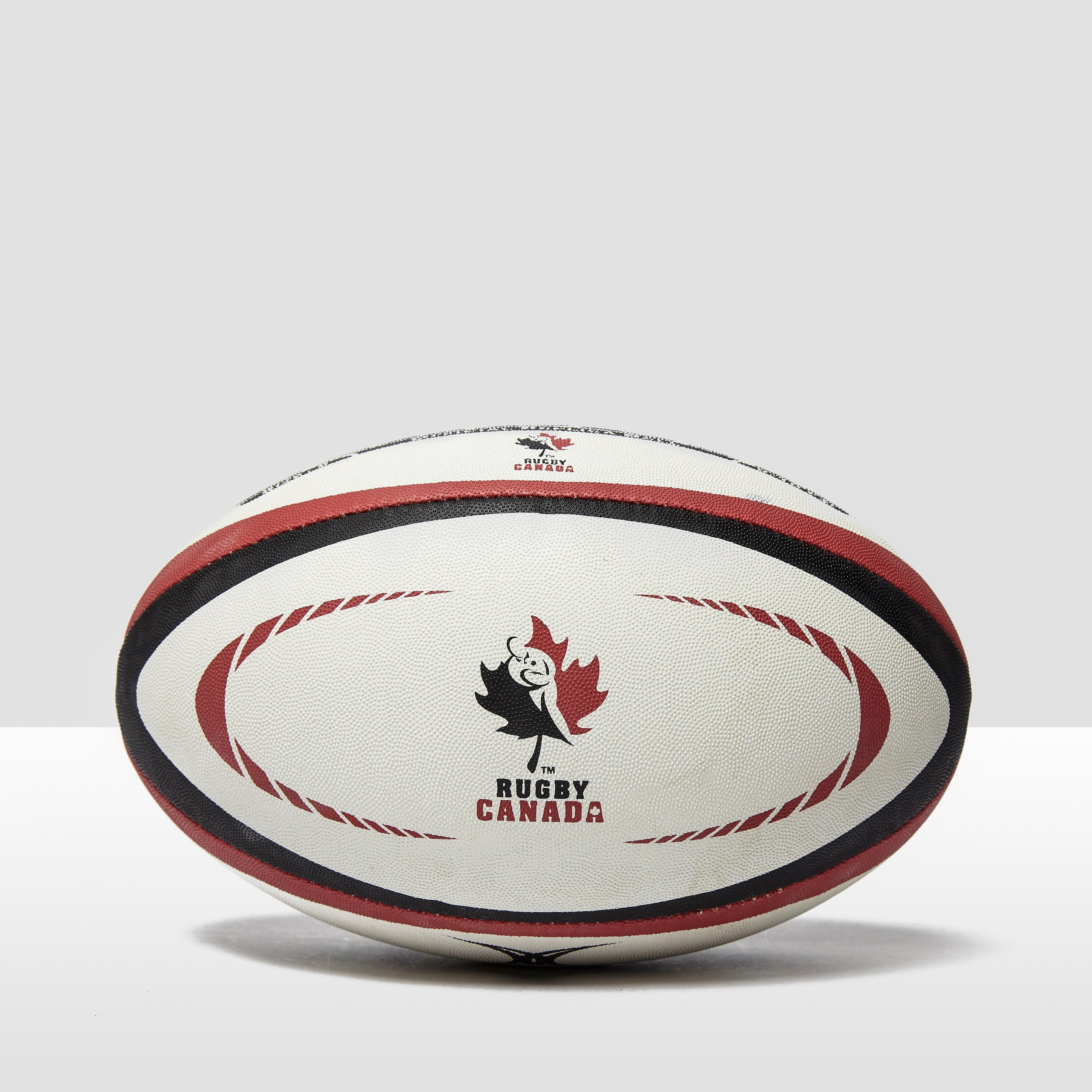 Gilbert Canada International Replica Rugby Ball