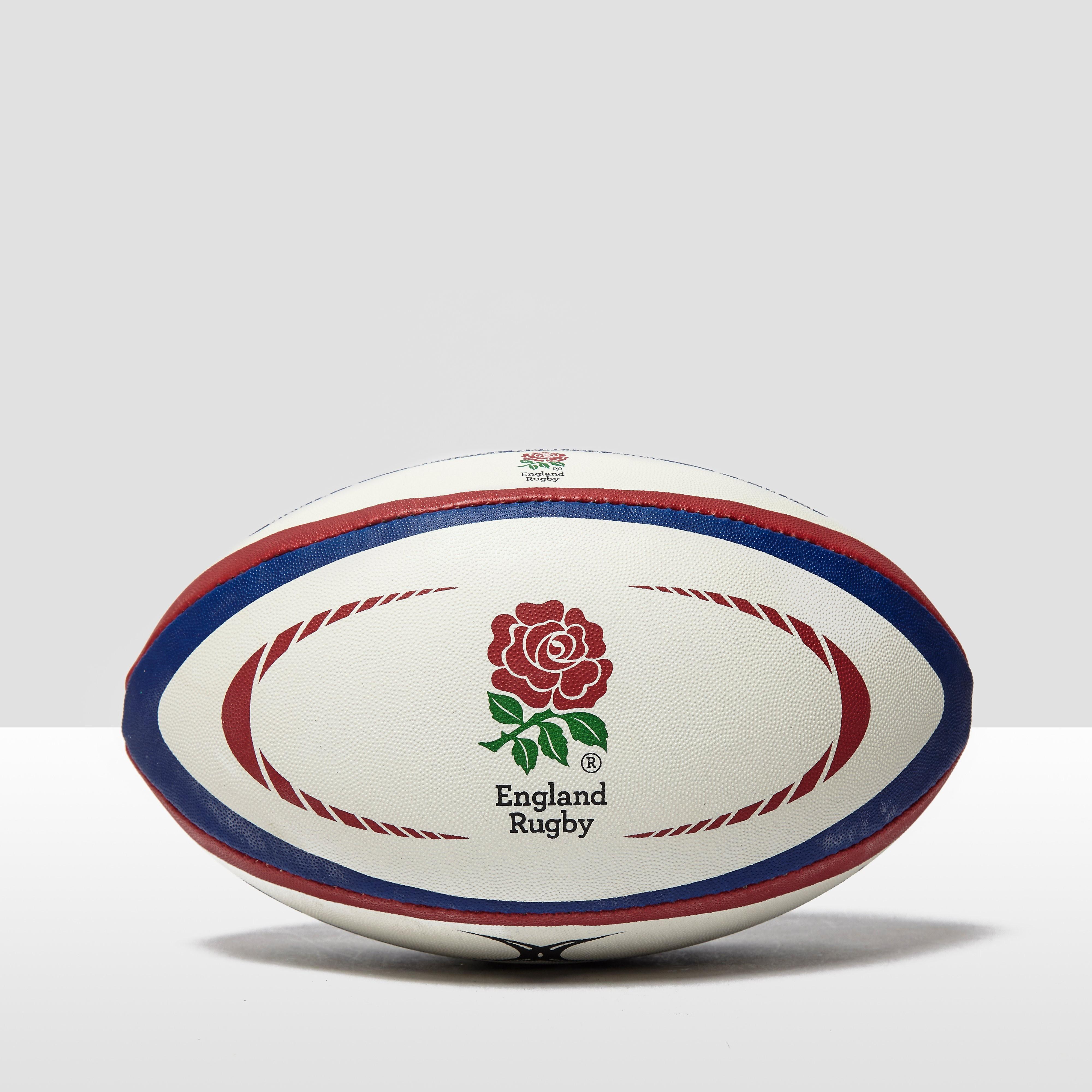 Gilbert England International Replica Rugby Ball