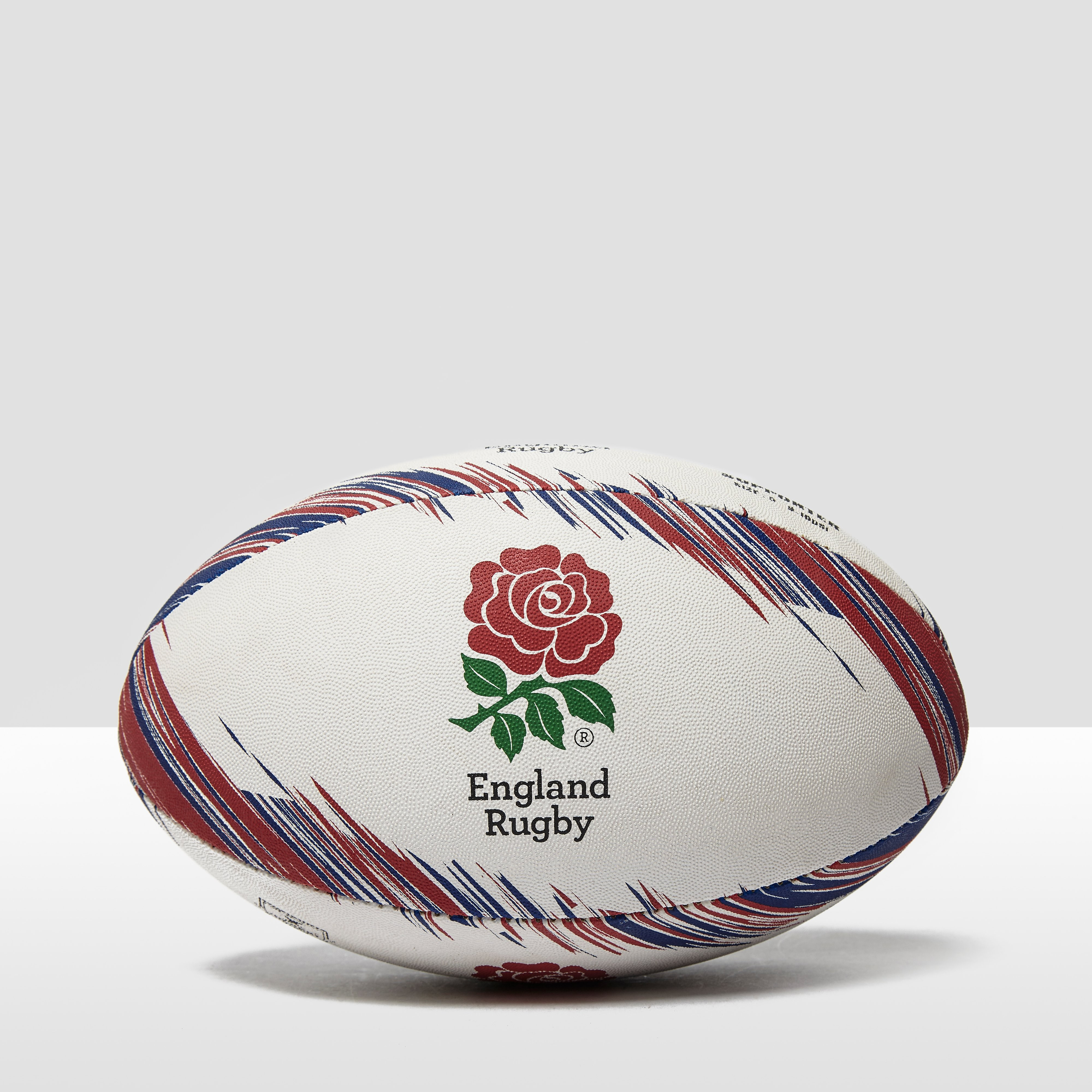Gilbert  England Supporters Rugby Ball