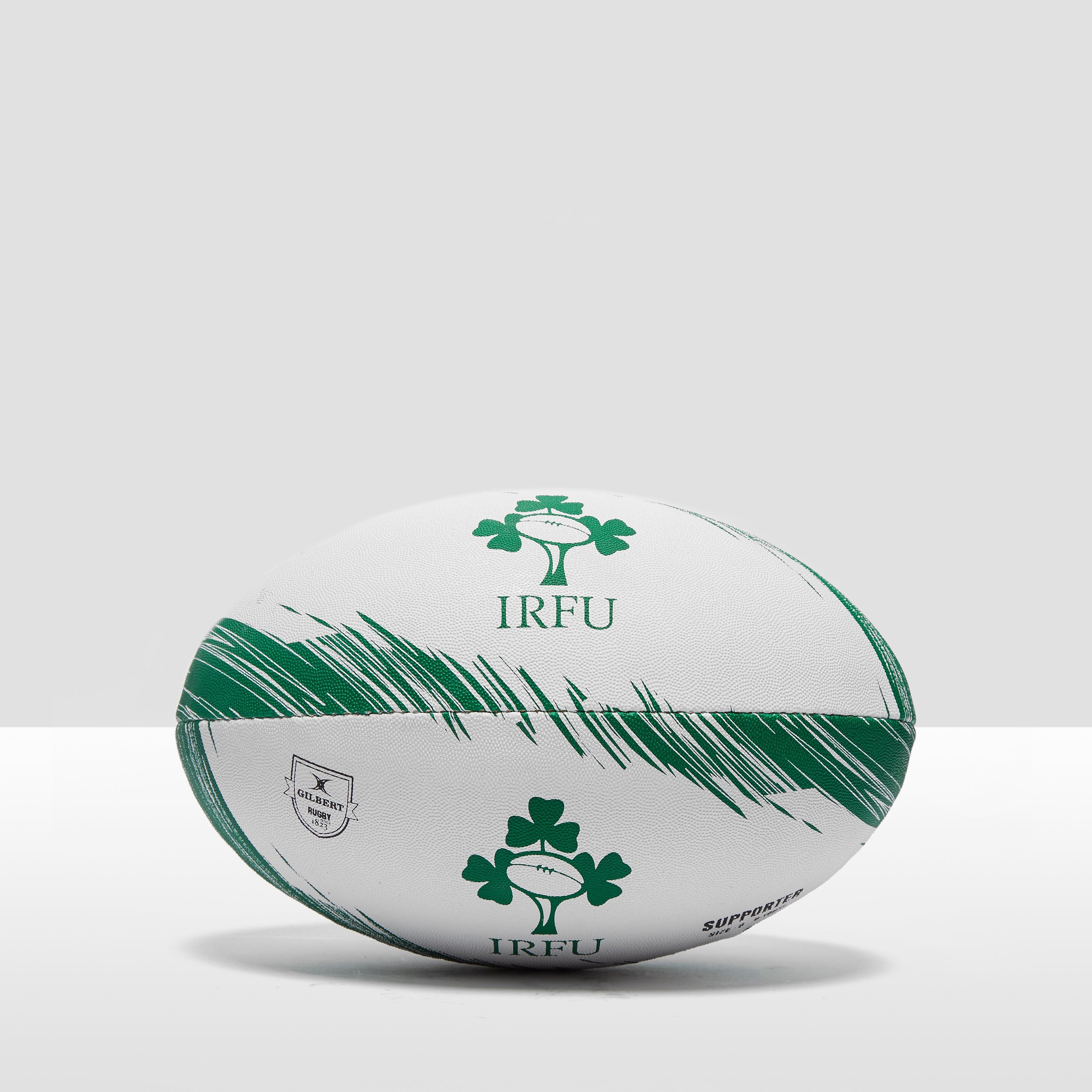 Gilbert Ireland Supporter Rugby Ball