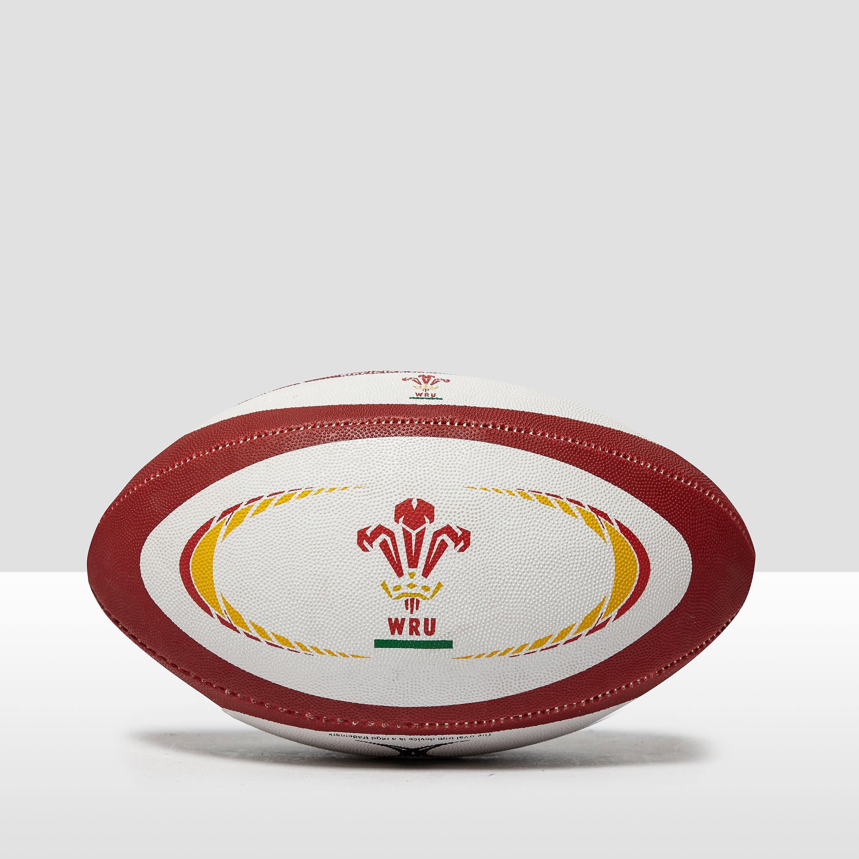 Gilbert Wales International Replica Midi Rugby Ball
