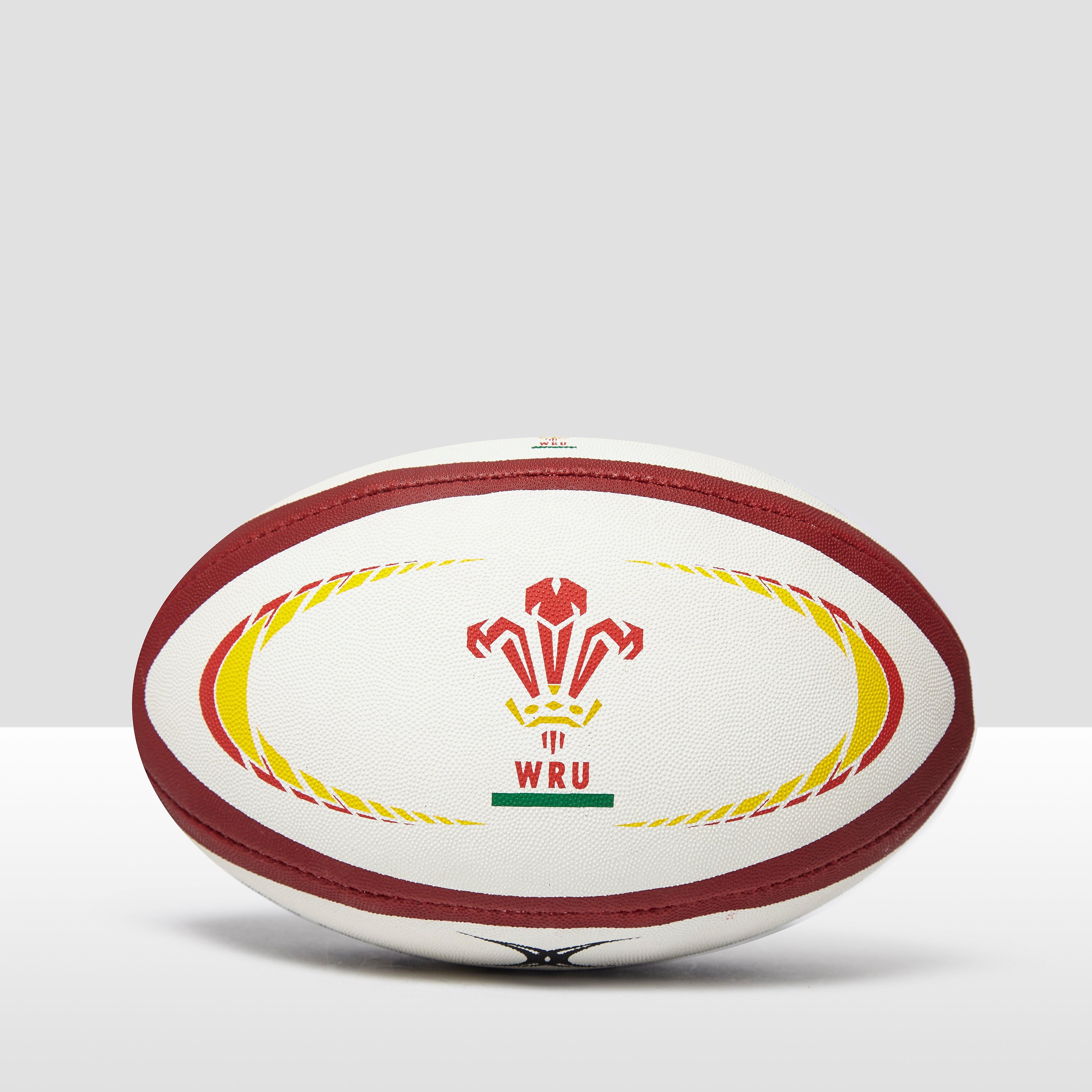 Gilbert Wales International Replica Rugby Ball