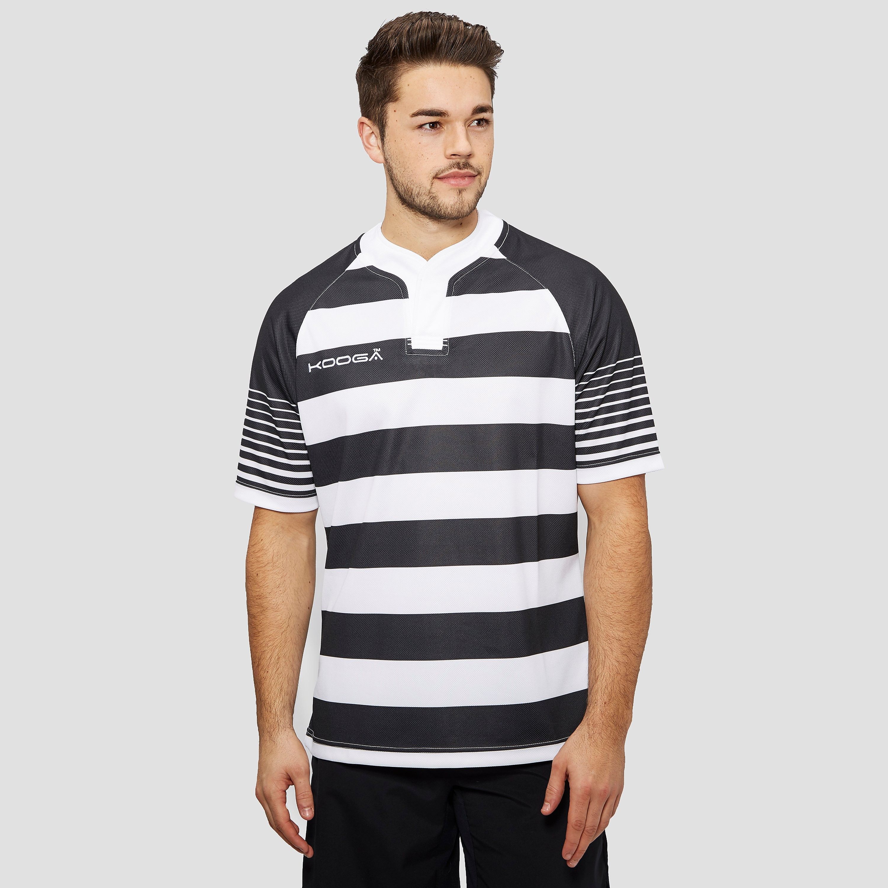 KooGa TOUCHLINE RUGBY SHIRT
