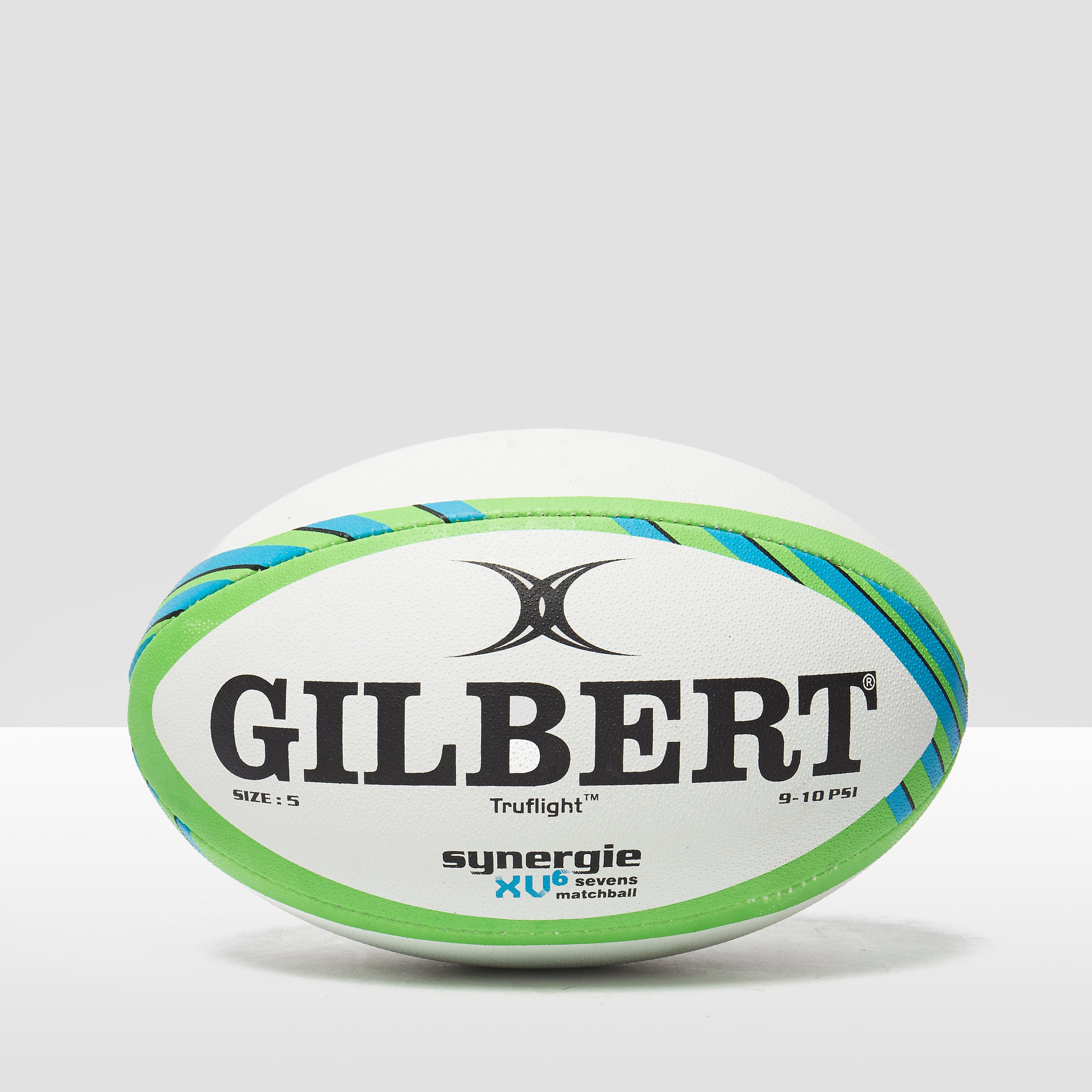 Gilbert Synergie XV-6 7S Rugby Ball