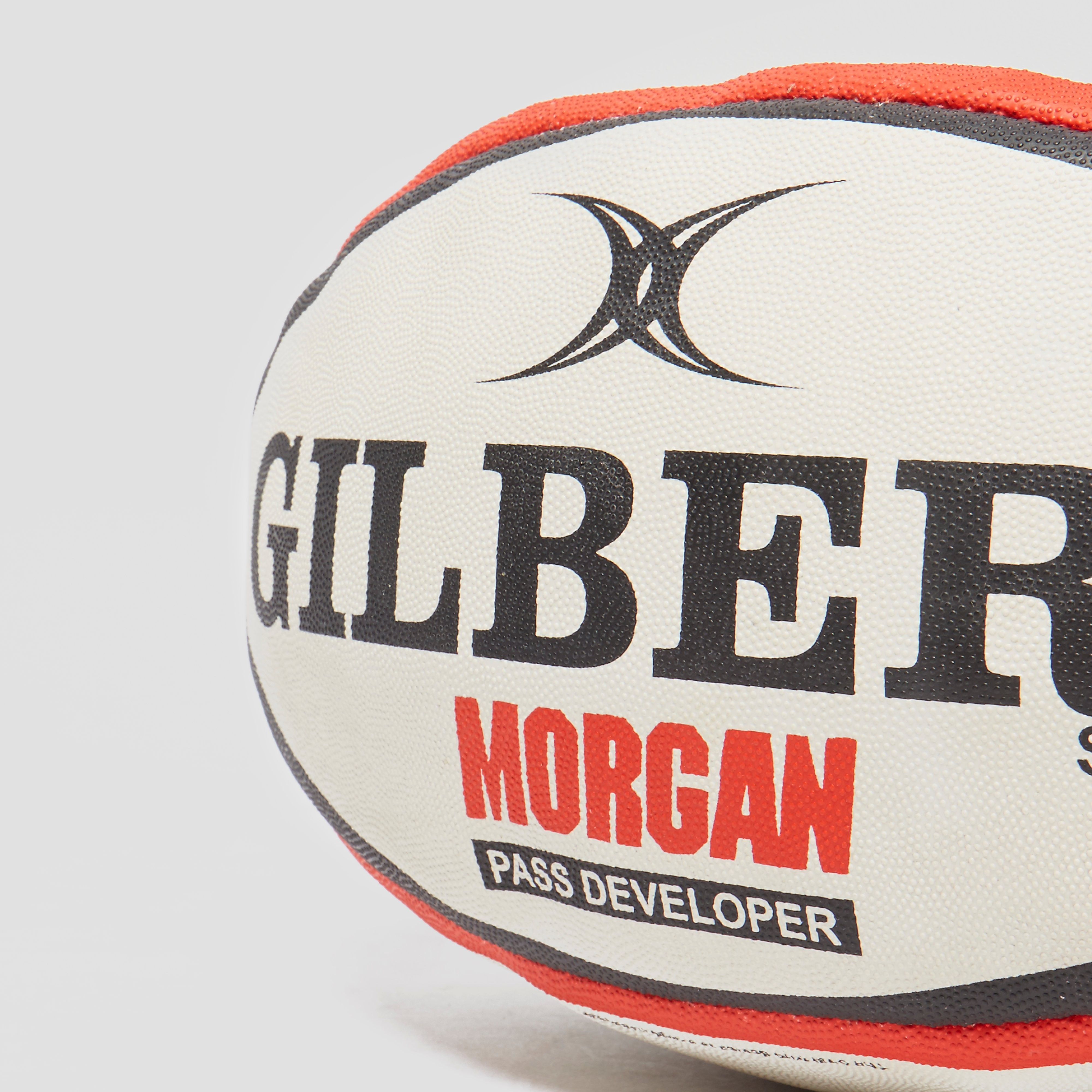 Gilbert Morgan Pass Developer Rugby Training Ball