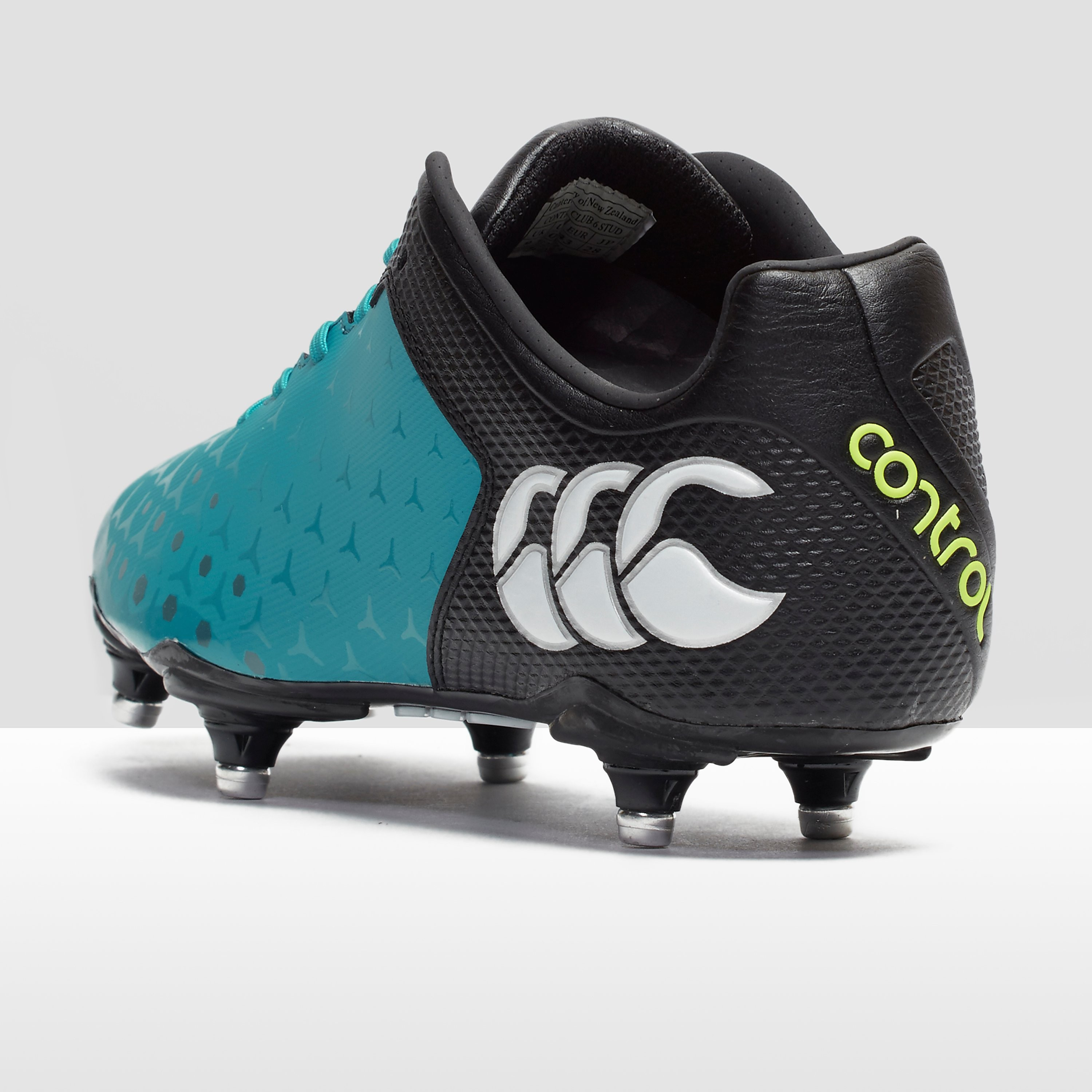 Canterbury Control Club 6 Stud Men's Rugby Boots