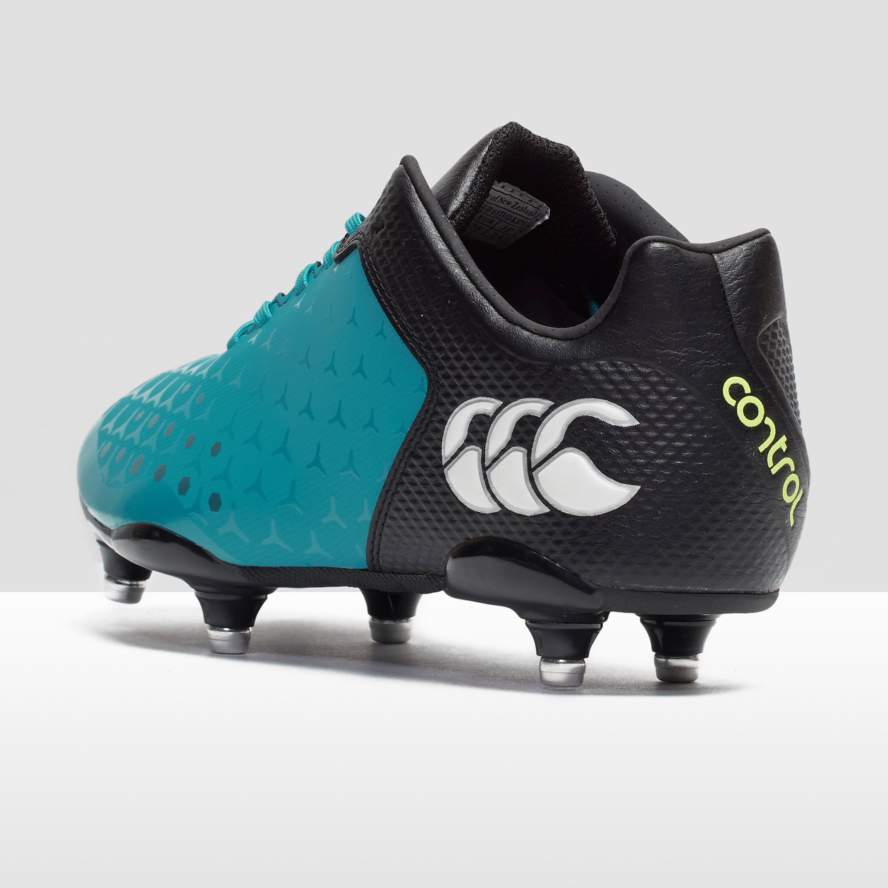 Canterbury Control Club 6 Junior Rugby Boots