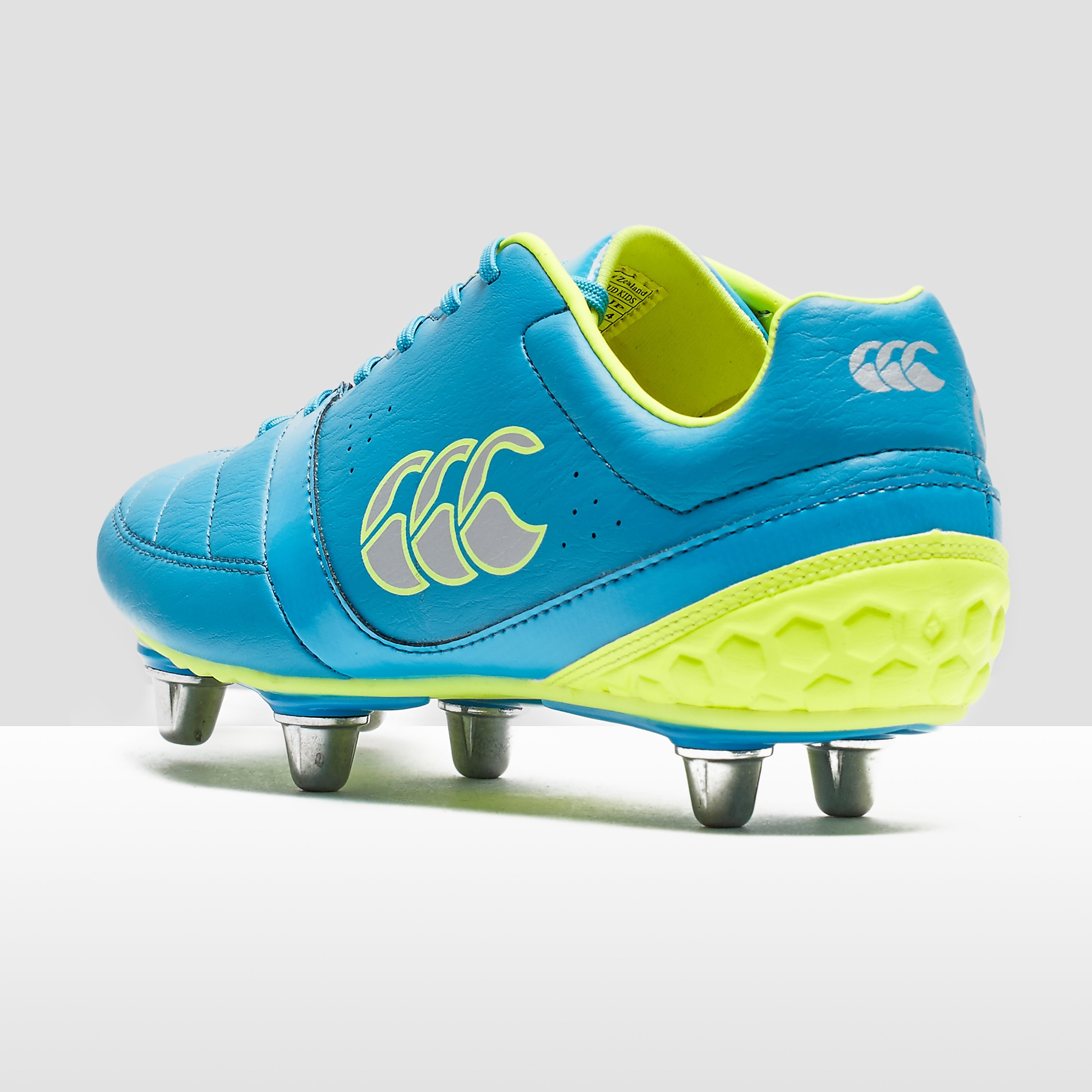 Canterbury Phoenix Club 6 Stud Junior Rugby Boot