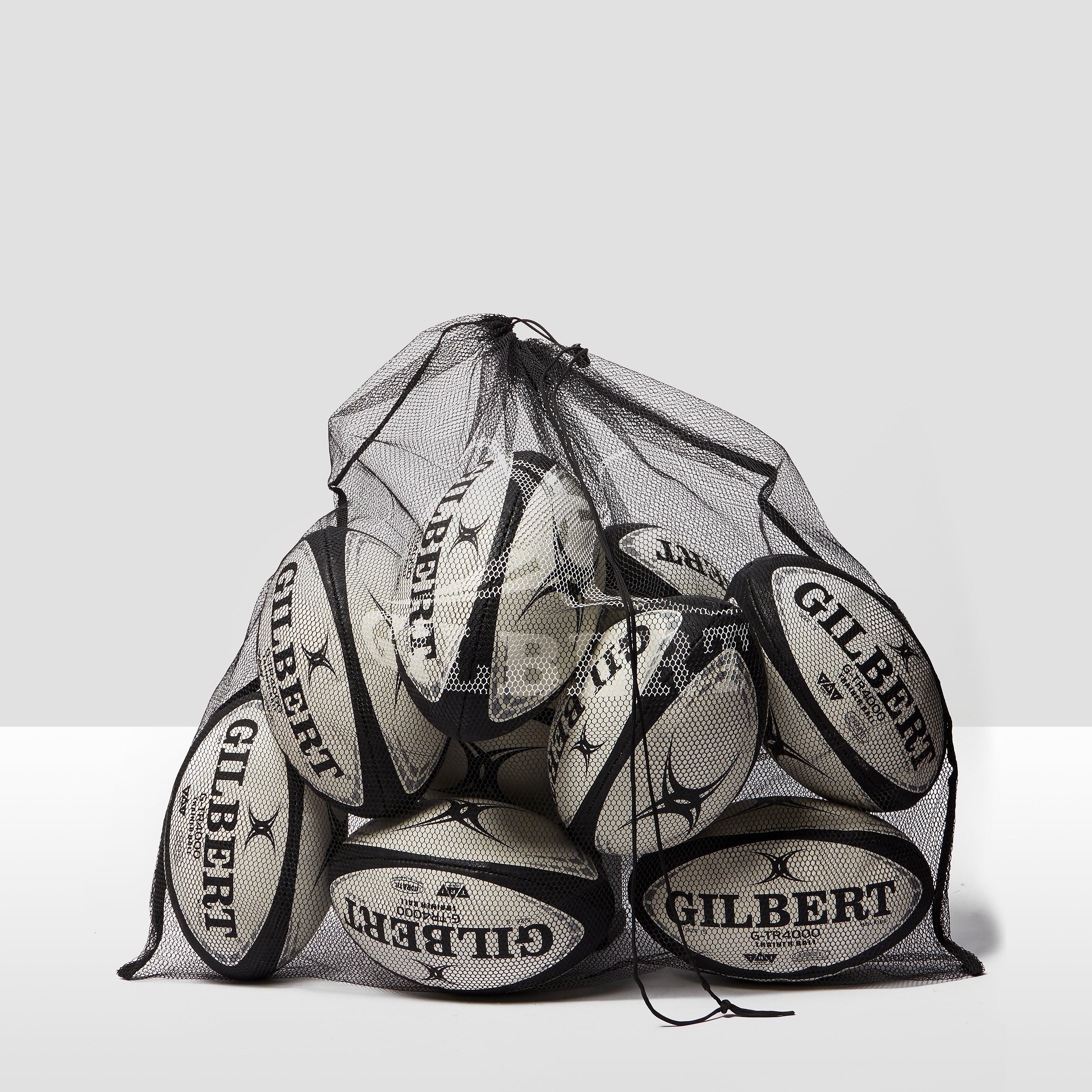 Gilbert Fine Mesh Rugby Ball Bag