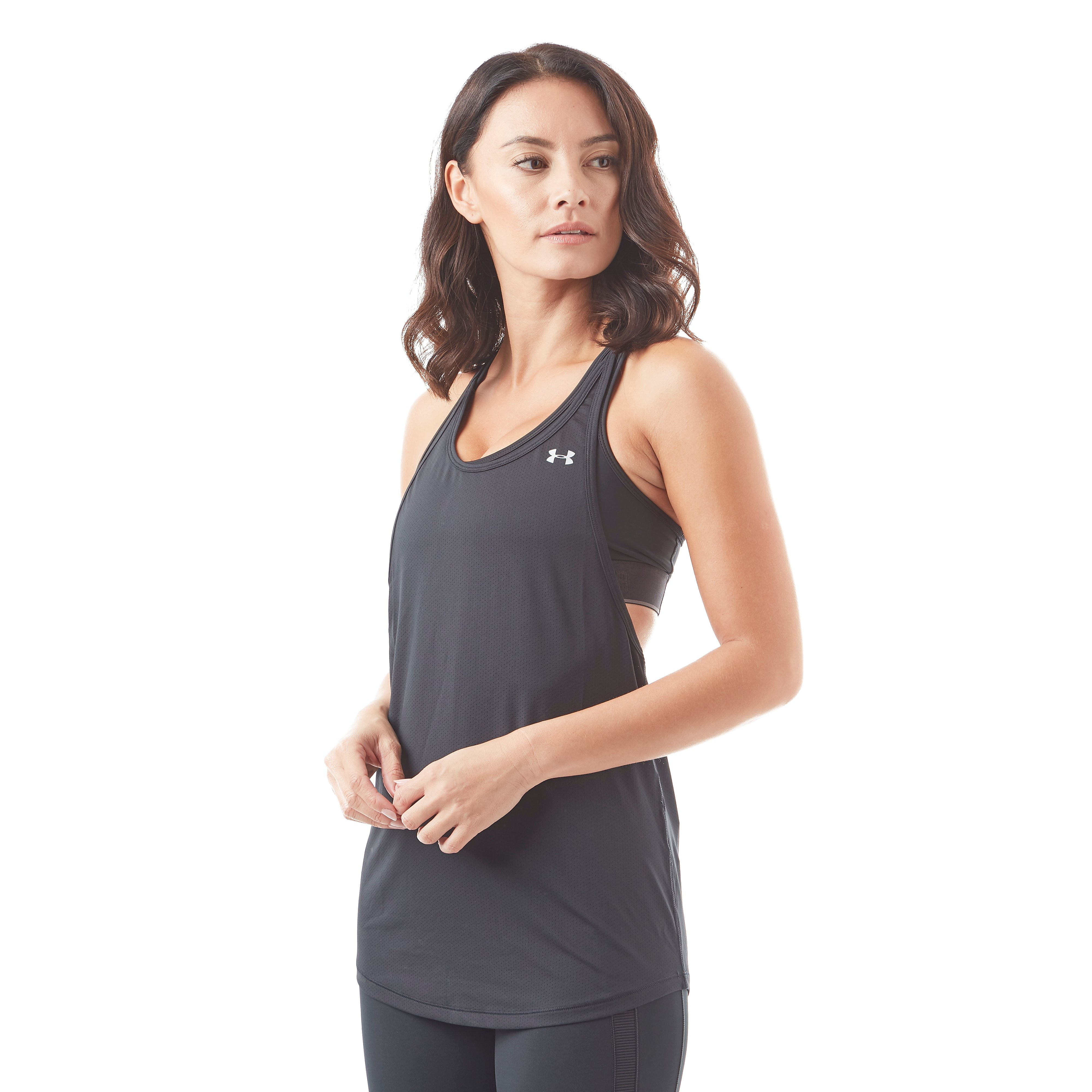 Under Armour HeatGear Armour 2-in-1 Women's Tank Top