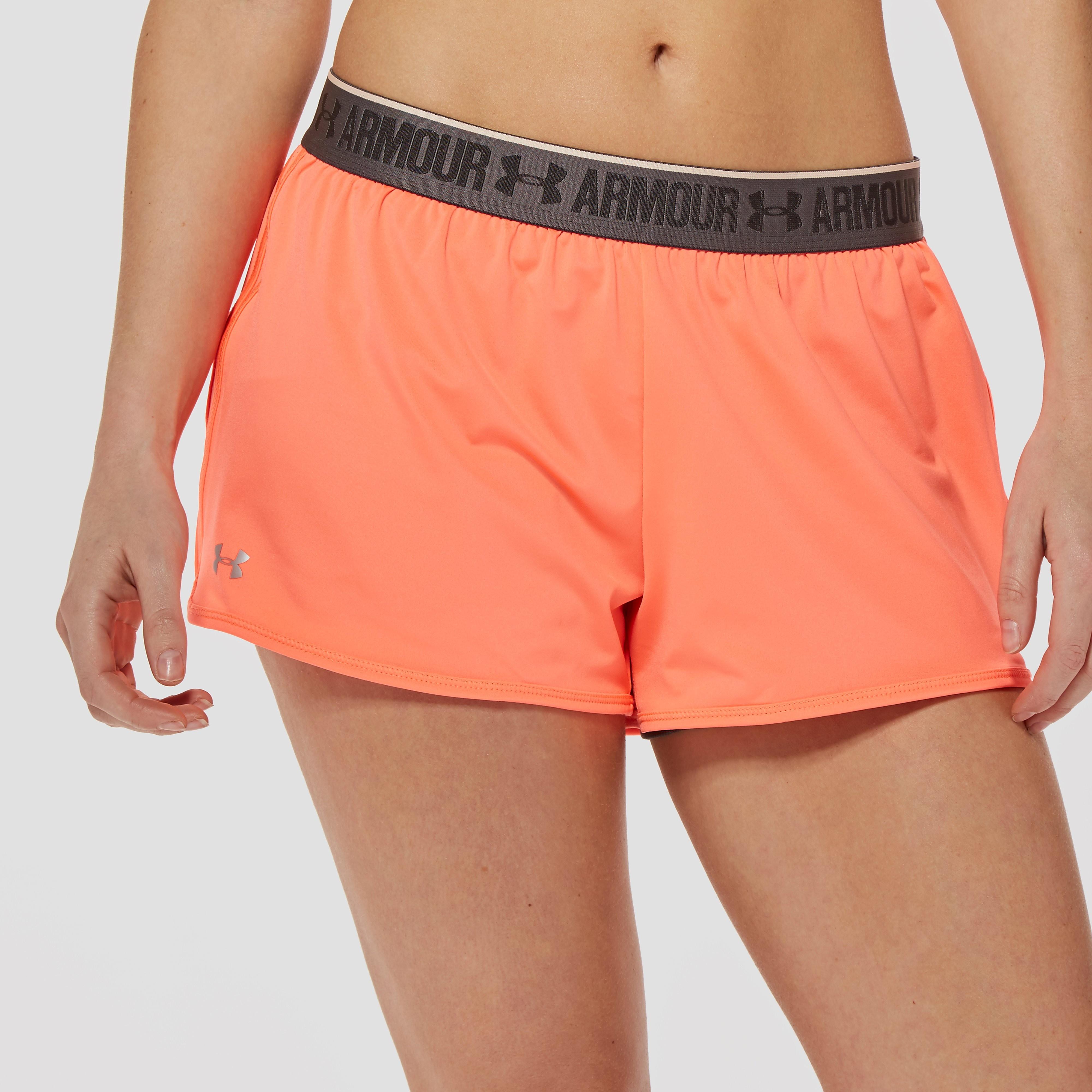 Under Armour HeatGear 2-in-1 Shorty Women's Running Shorts