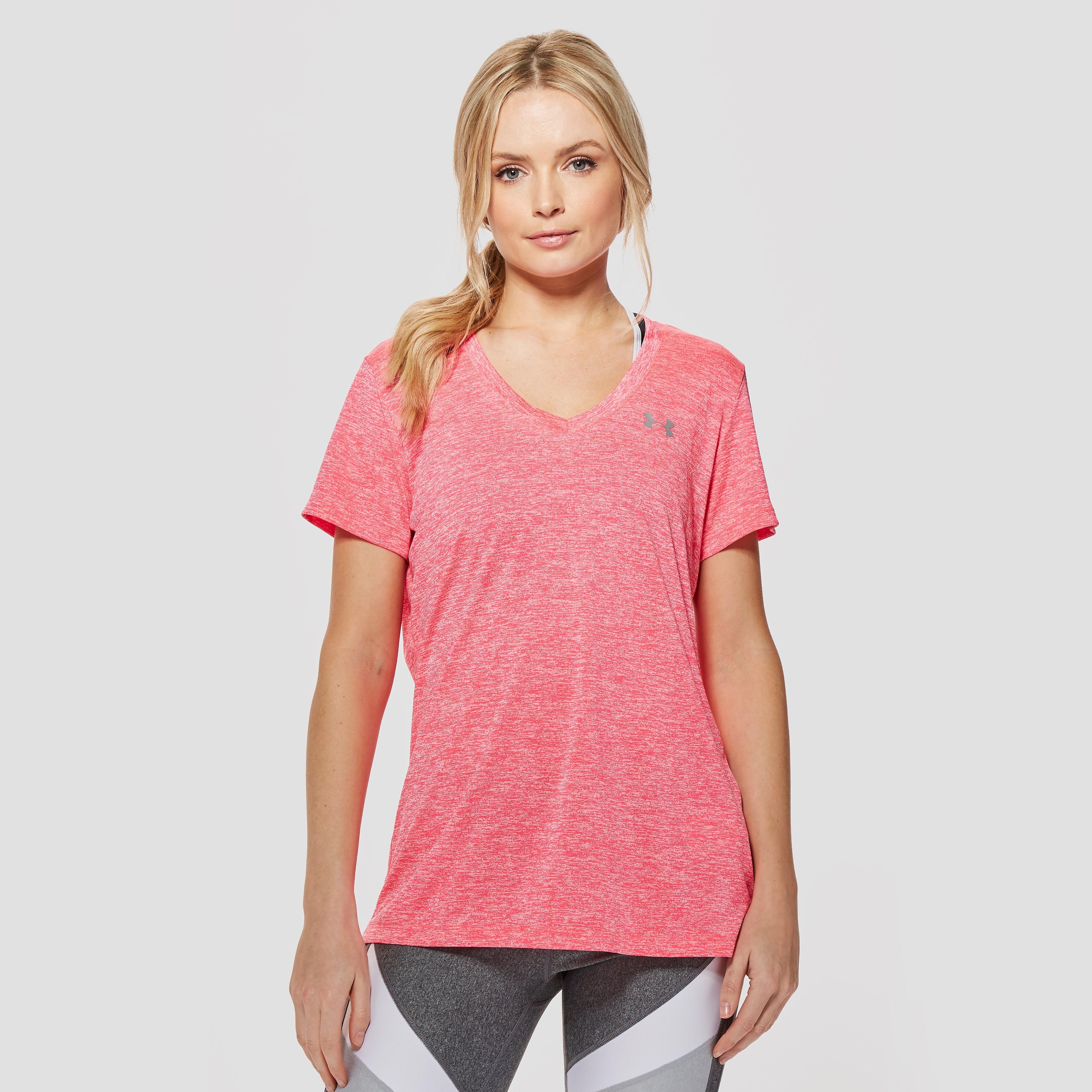 Under Armour Twist Tech V-Neck Women's T-Shirt