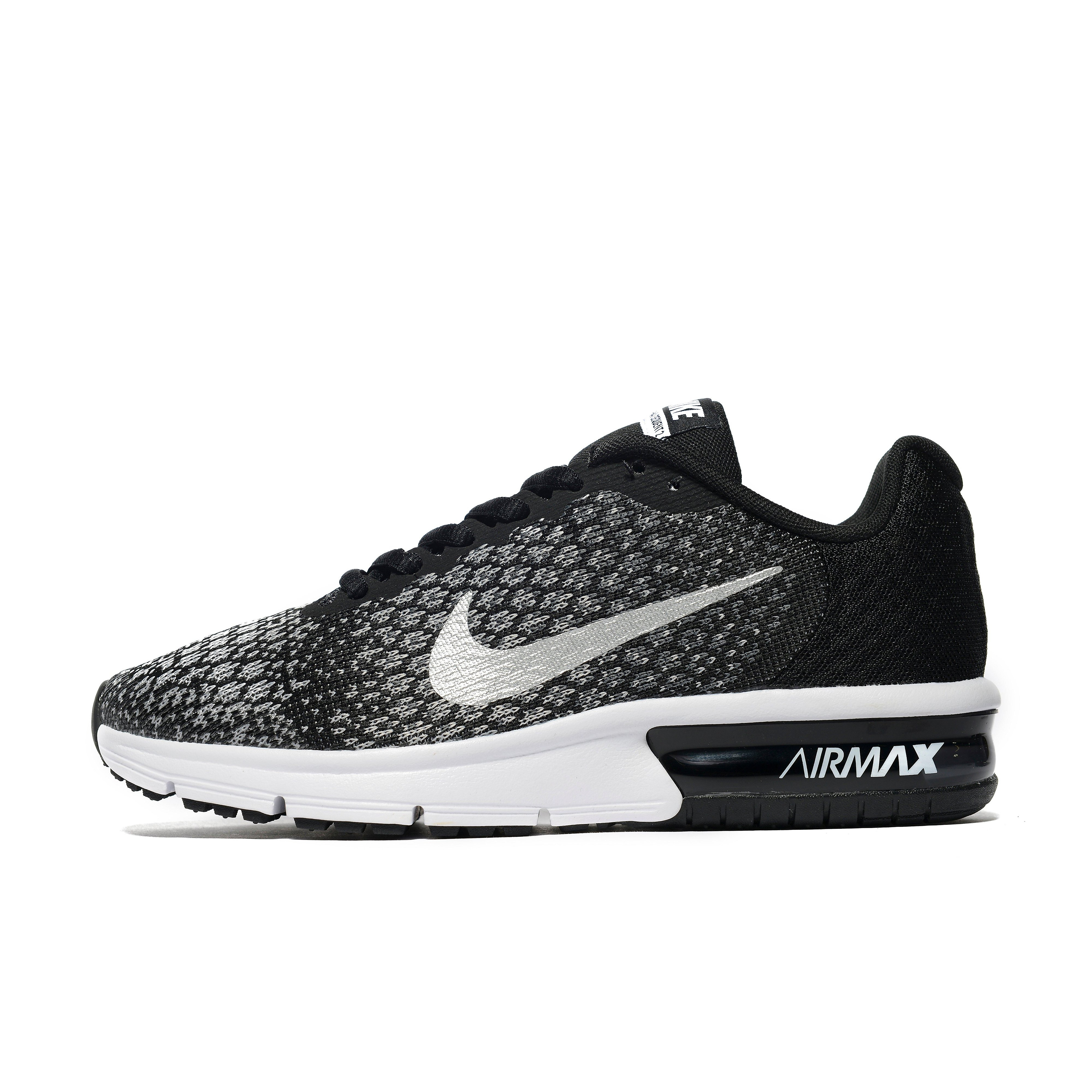 Nike Air Max Sequent 2 Junior Running Shoes