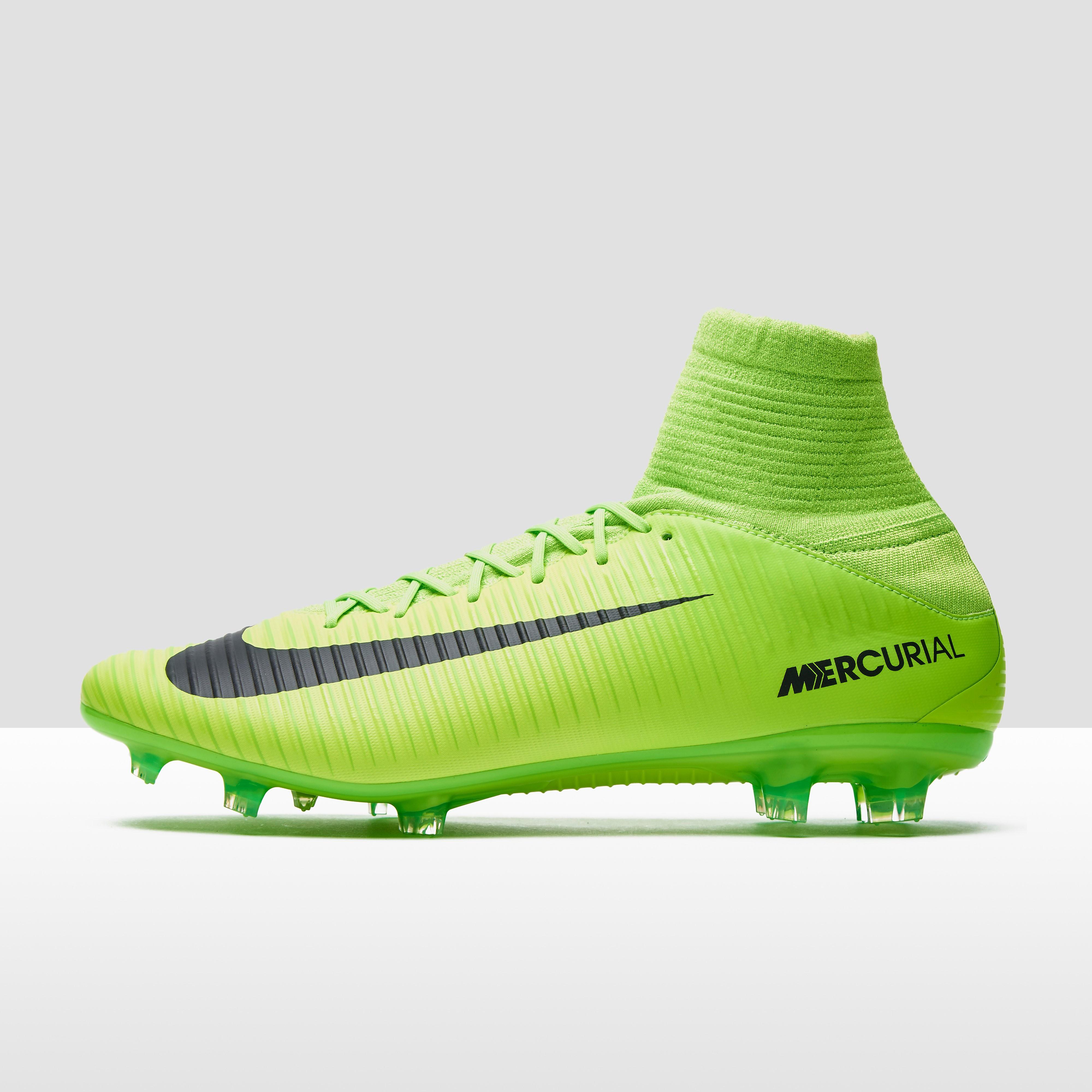 Nike Radiant Flare Mercurial Veloce DF Men's FG Football Boots
