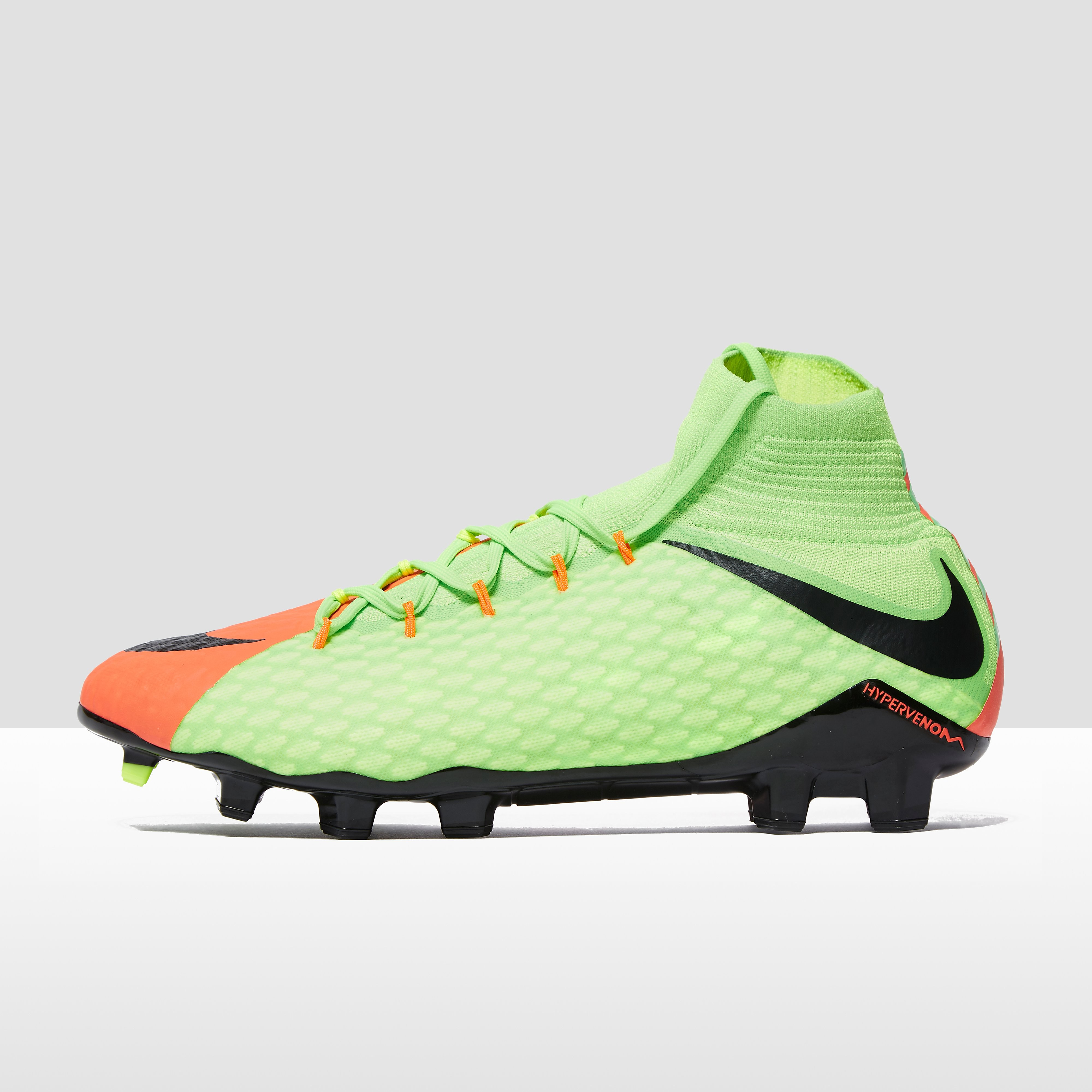 Nike Radiant Flare Hypervenom Phatal Men's FG Football Boots