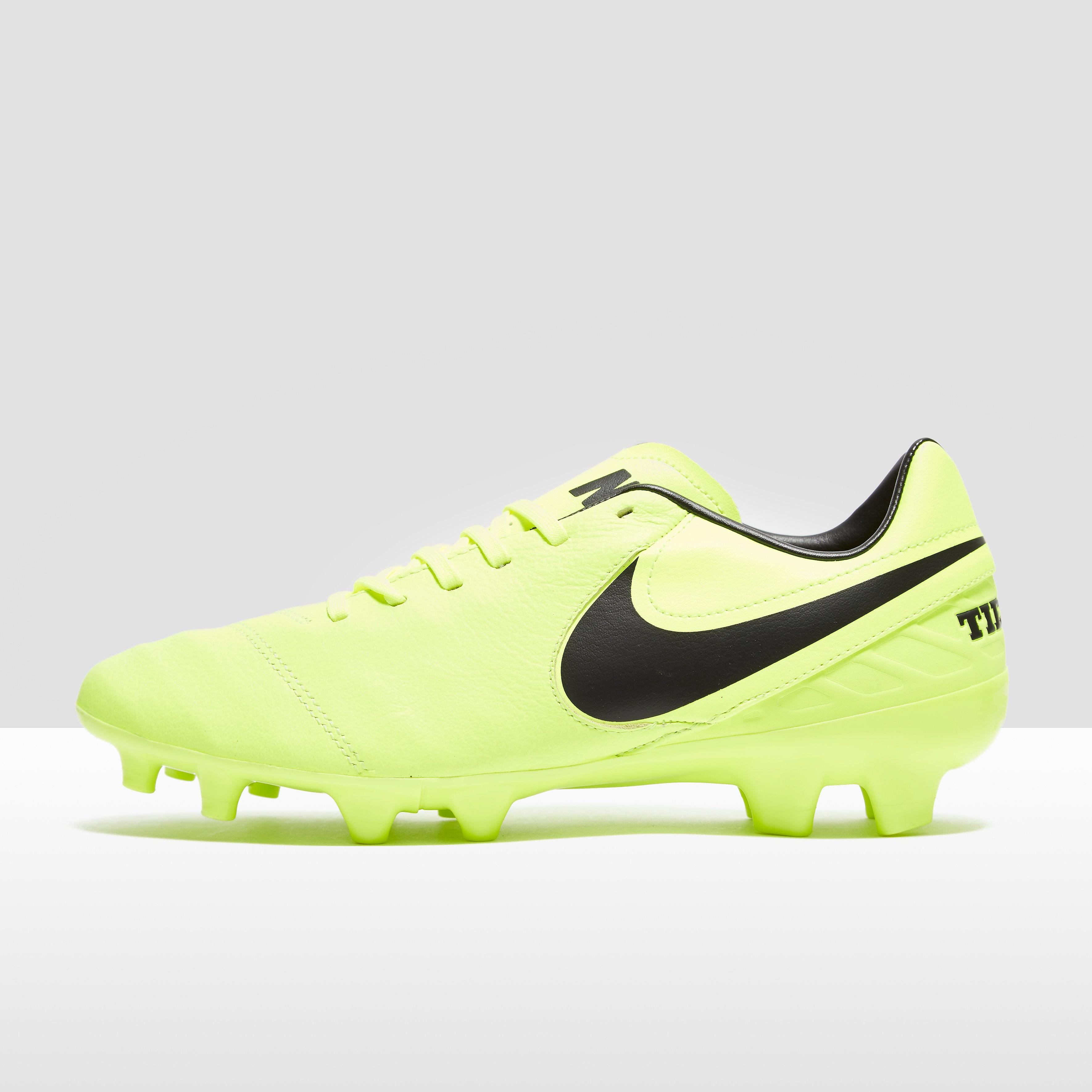 Nike Radiant Flare Tiempo Mystic Men's FG Football Boots