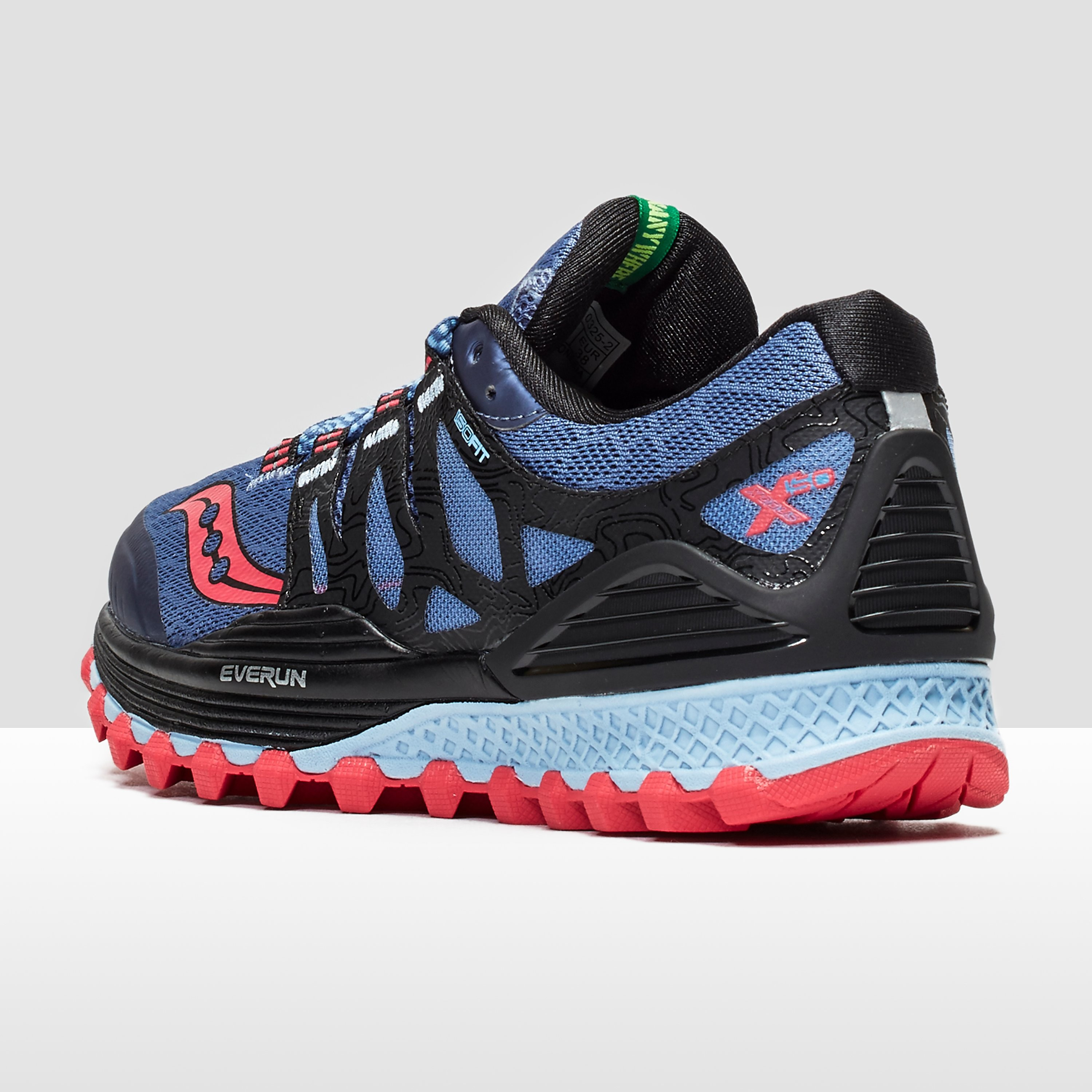 Saucony Xodus ISO Women's Trail Running Shoes