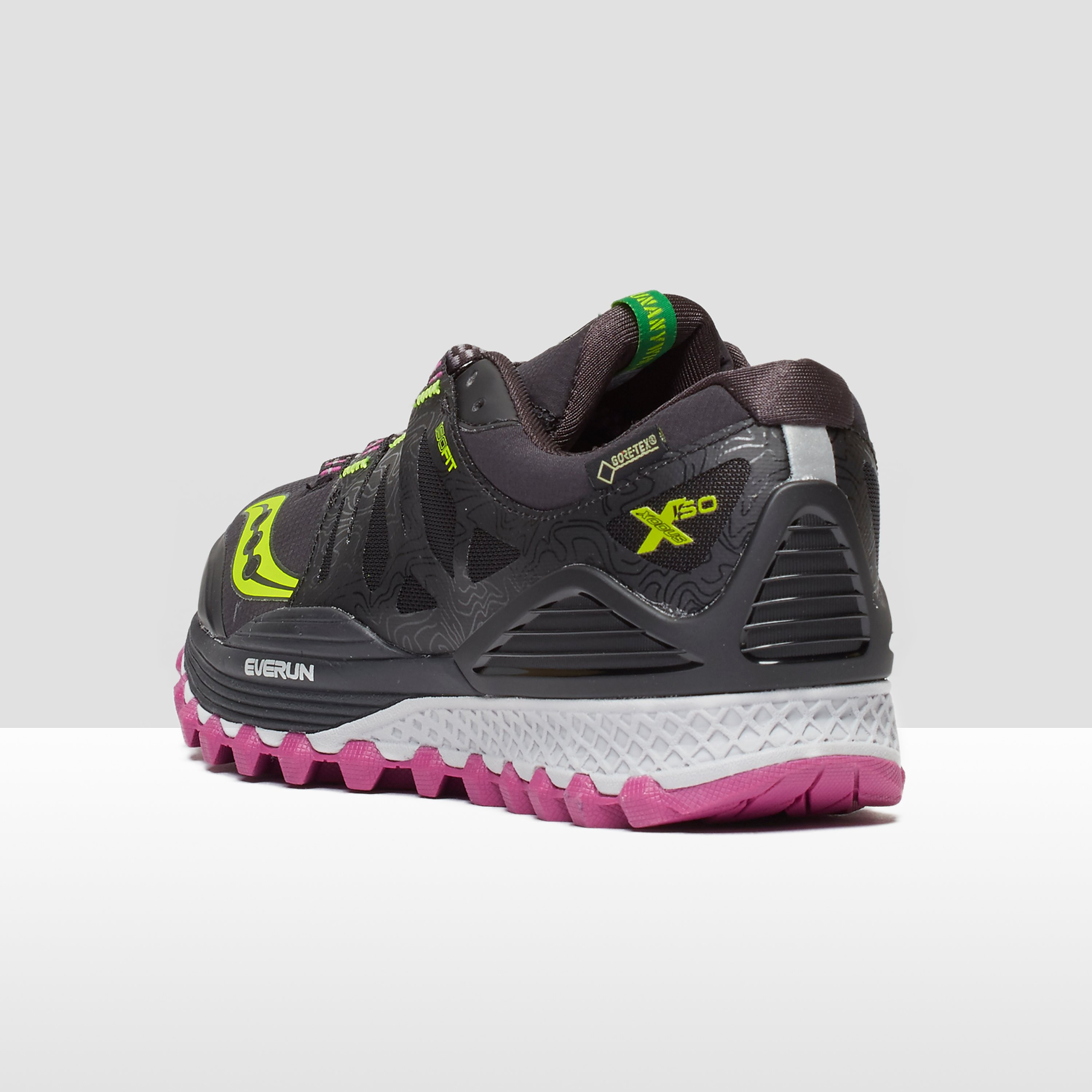 Saucony Women's Xodus ISO Trail running Shoes