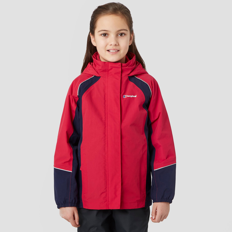 Berghaus Girl's Callander Waterproof Jacket