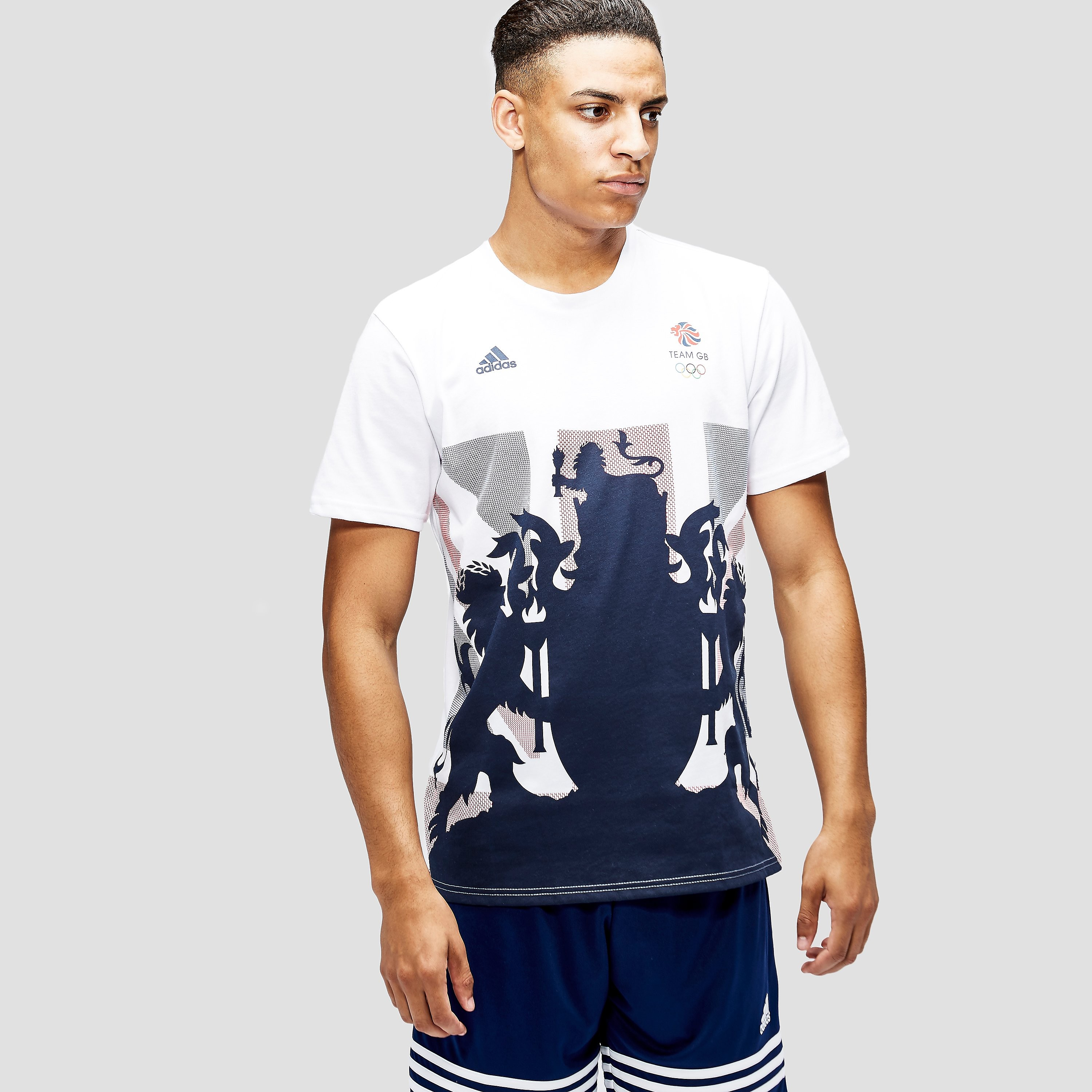 adidas Team GB OSP Men's T-Shirt
