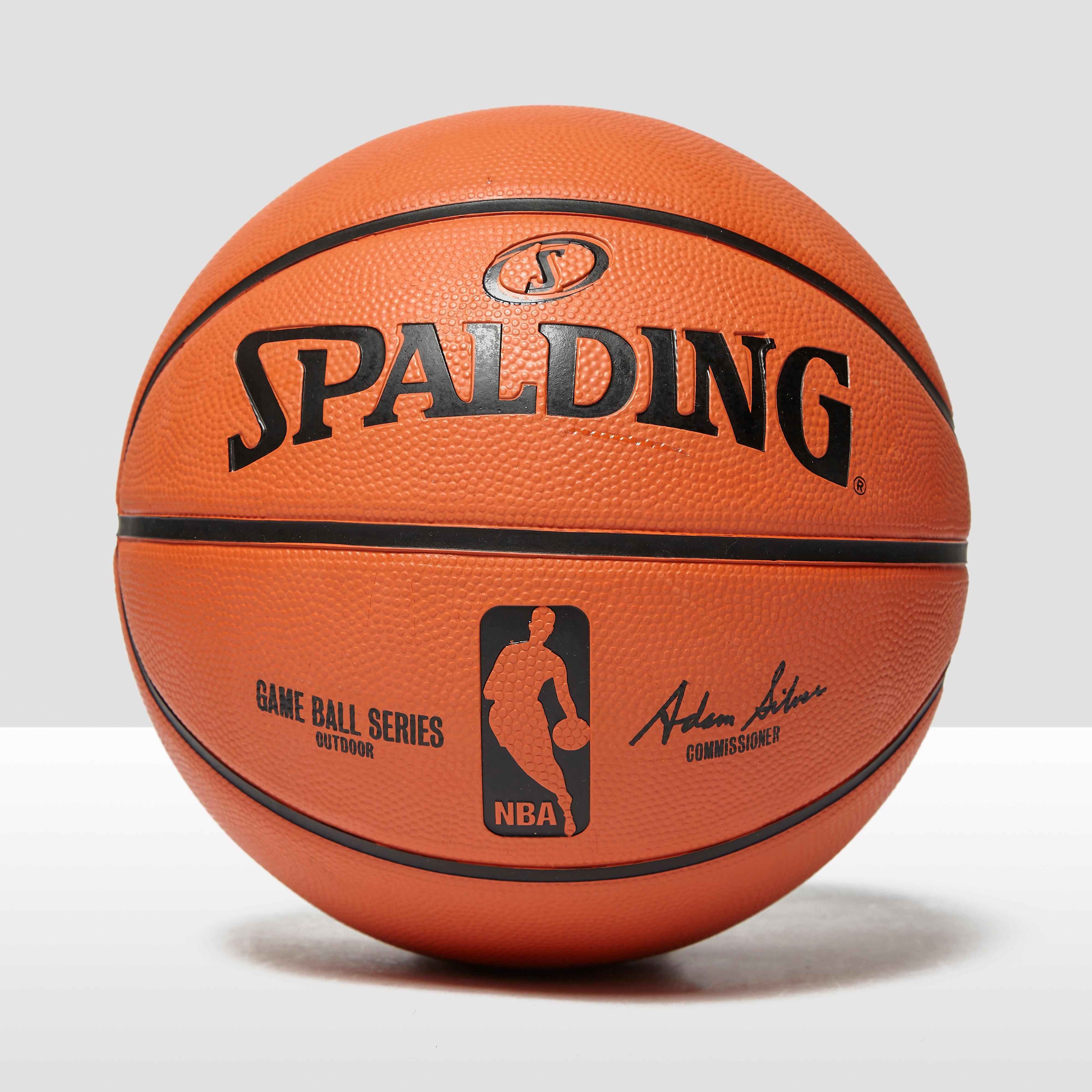 Spalding NBA GAME REPLICA BALL