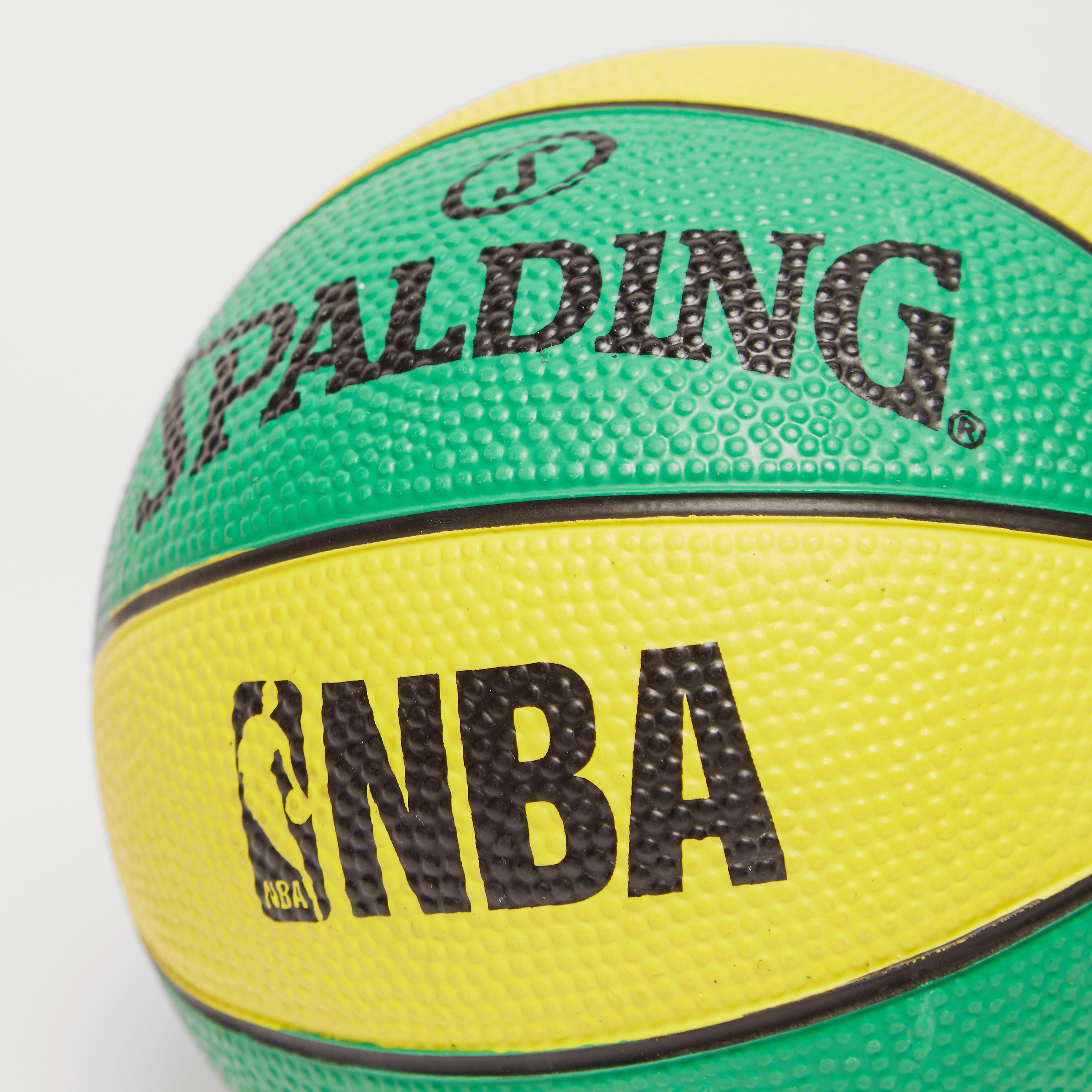 Spalding NBA MINIBALL GREEN