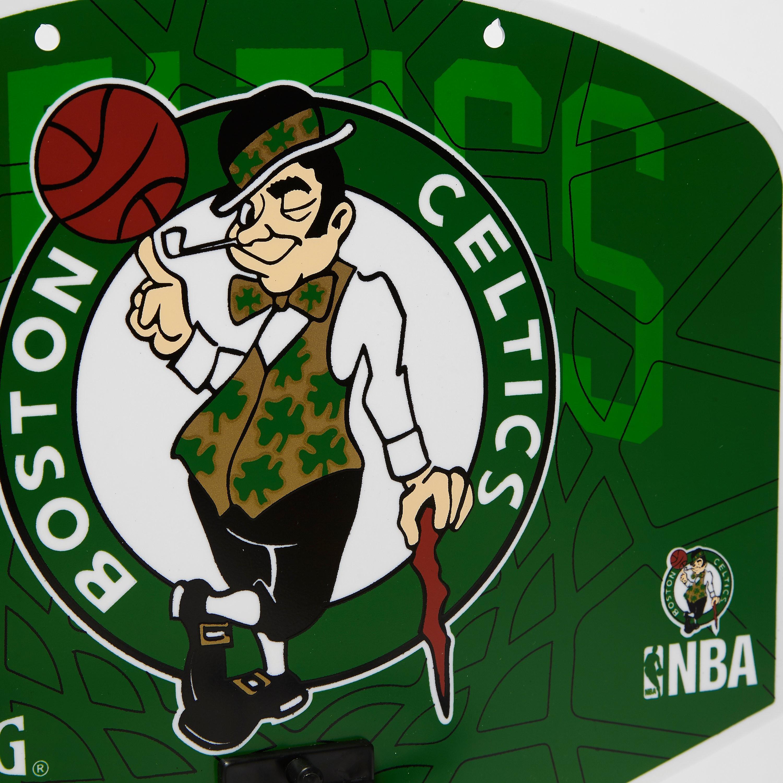 Spalding NBA Boston Celtics Miniboard and ball