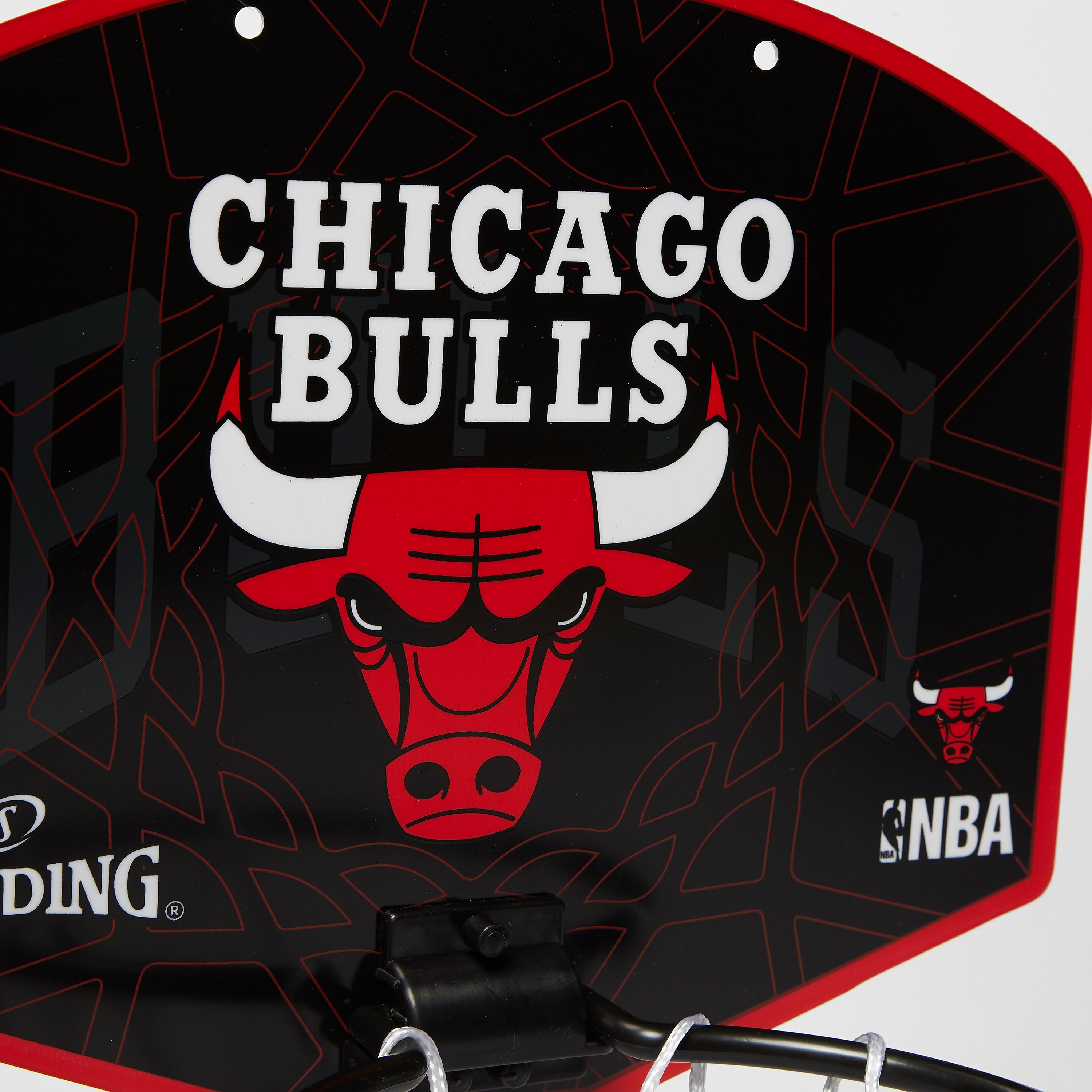Spalding NBA Chicago Bulls Miniboard and mini ball