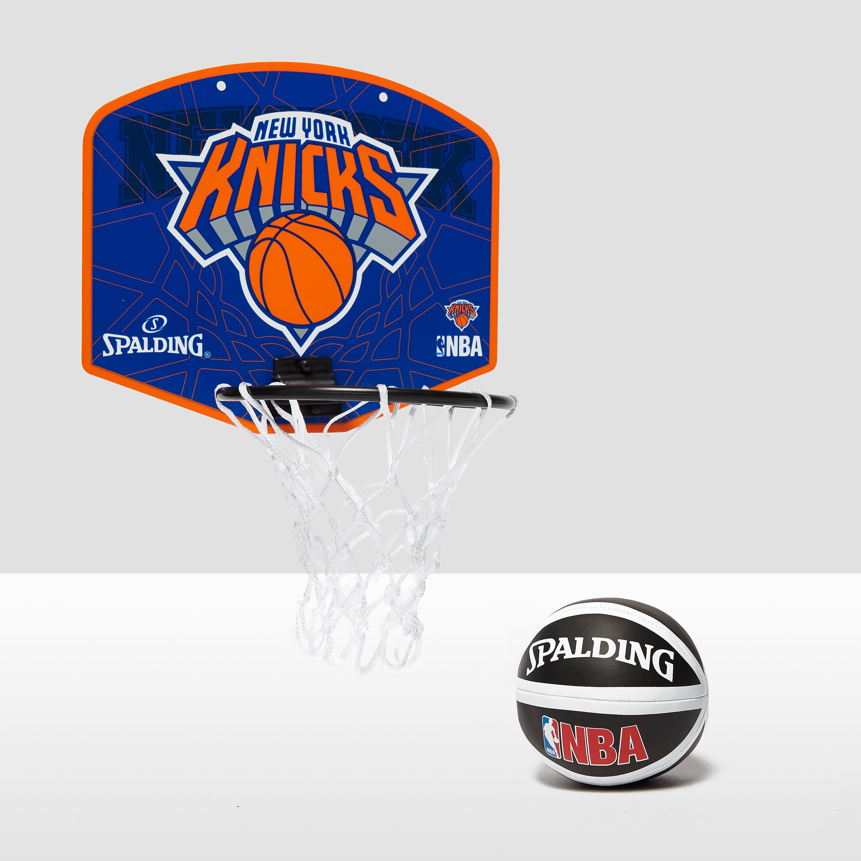 Spalding NBA NY Knicks Miniboard and mini ball