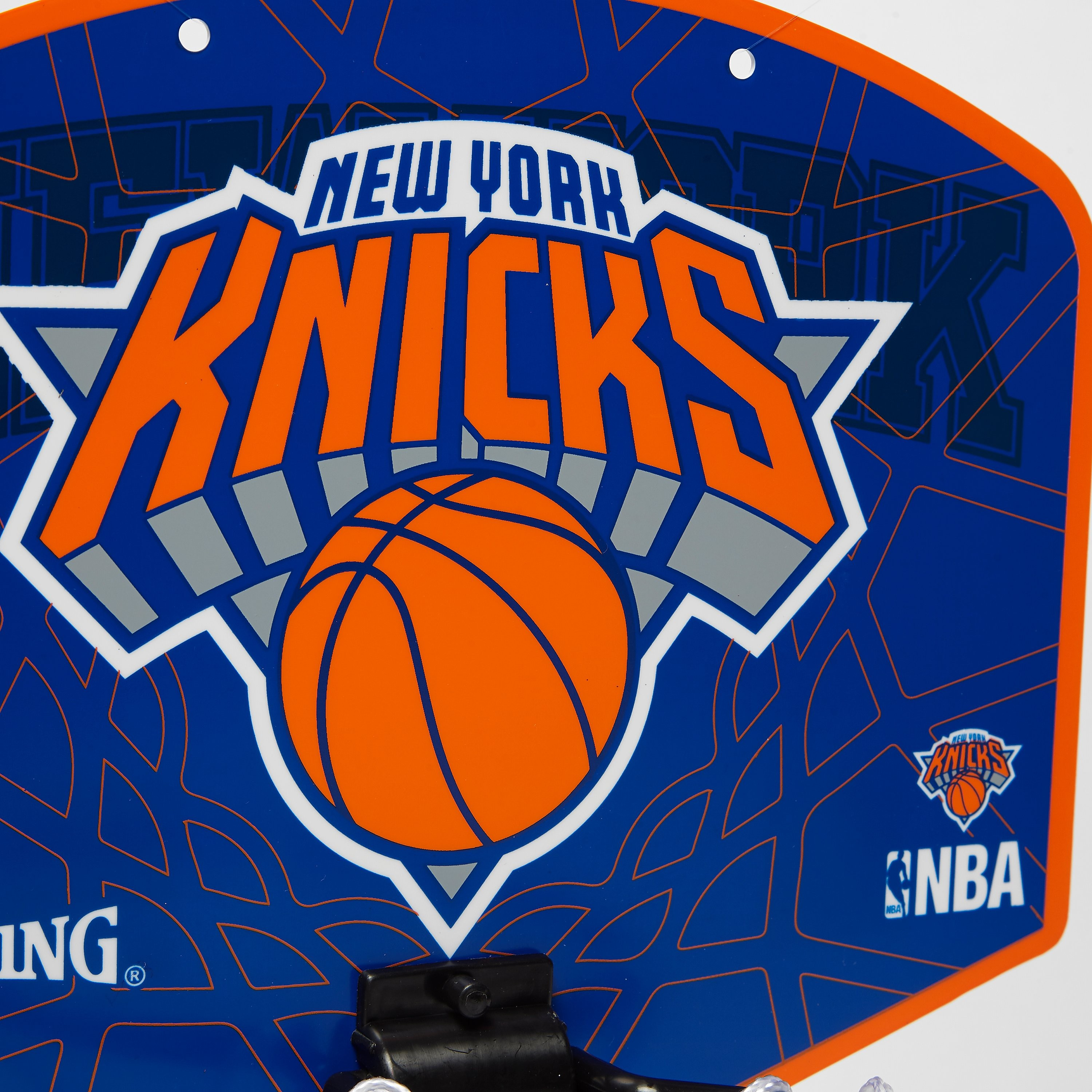 Spalding NBA NY Knicks Miniboard and mini ball