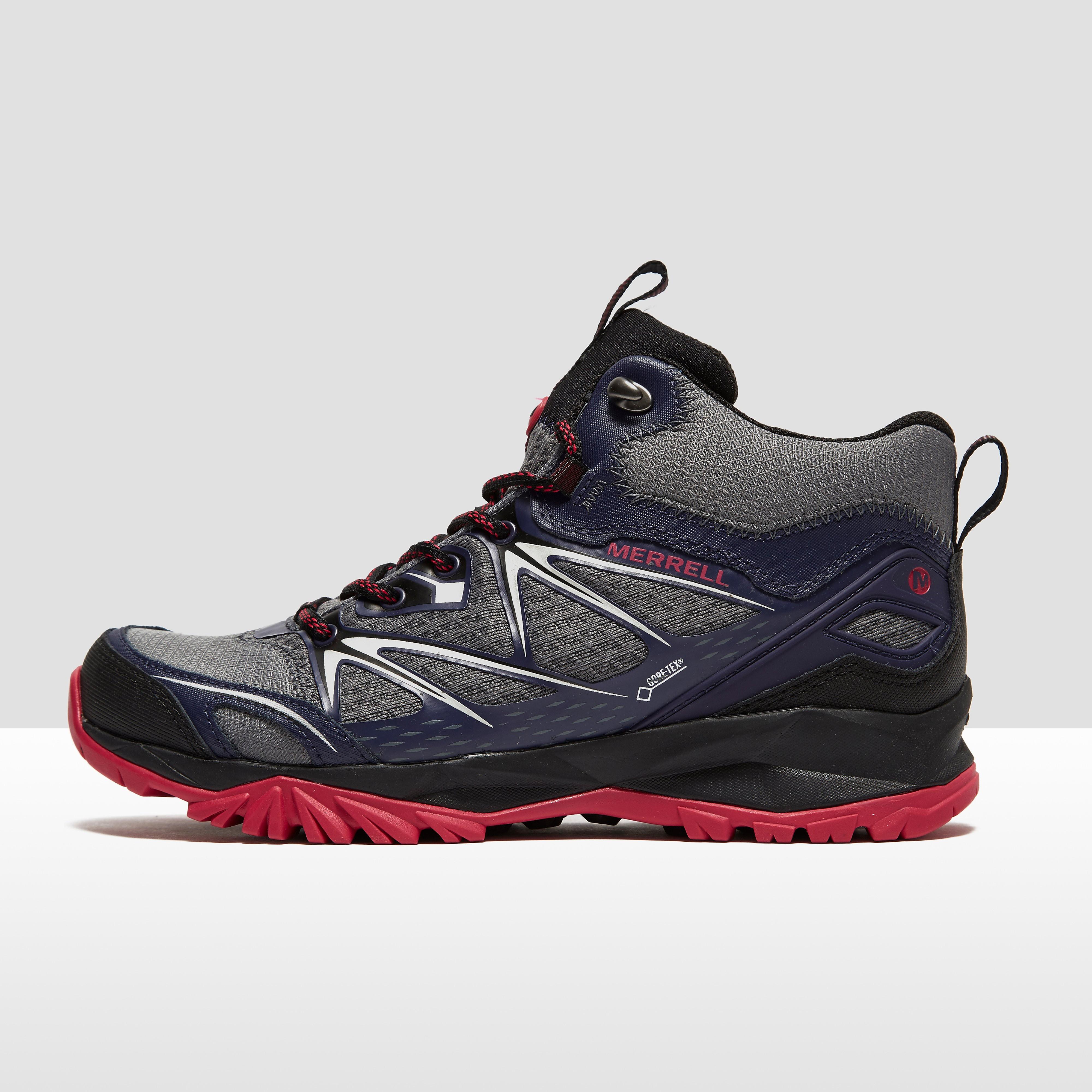 Merrell Capra Bold Mid GTX Walking Boots