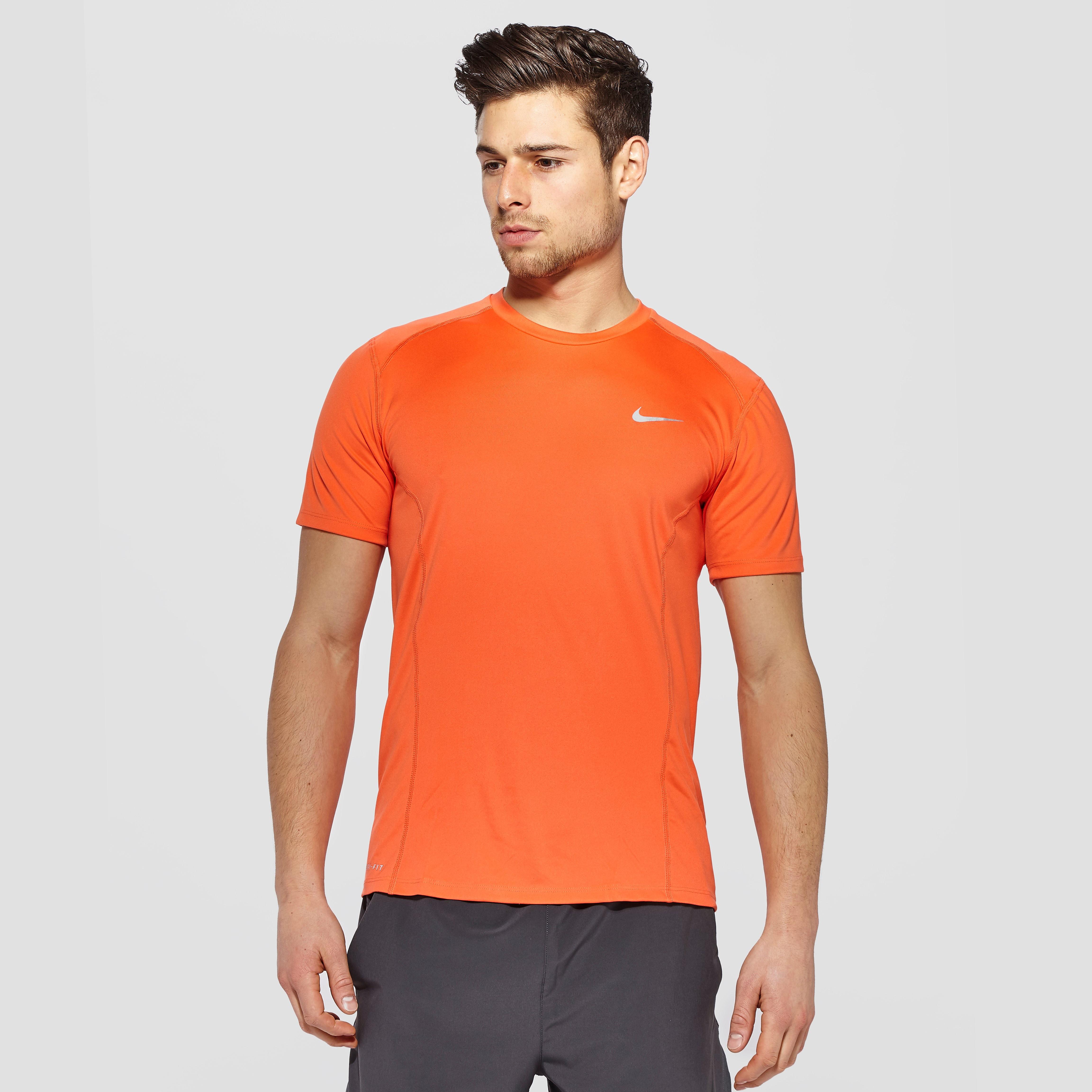 Nike Dry Miler Short-Sleeve Men's Top