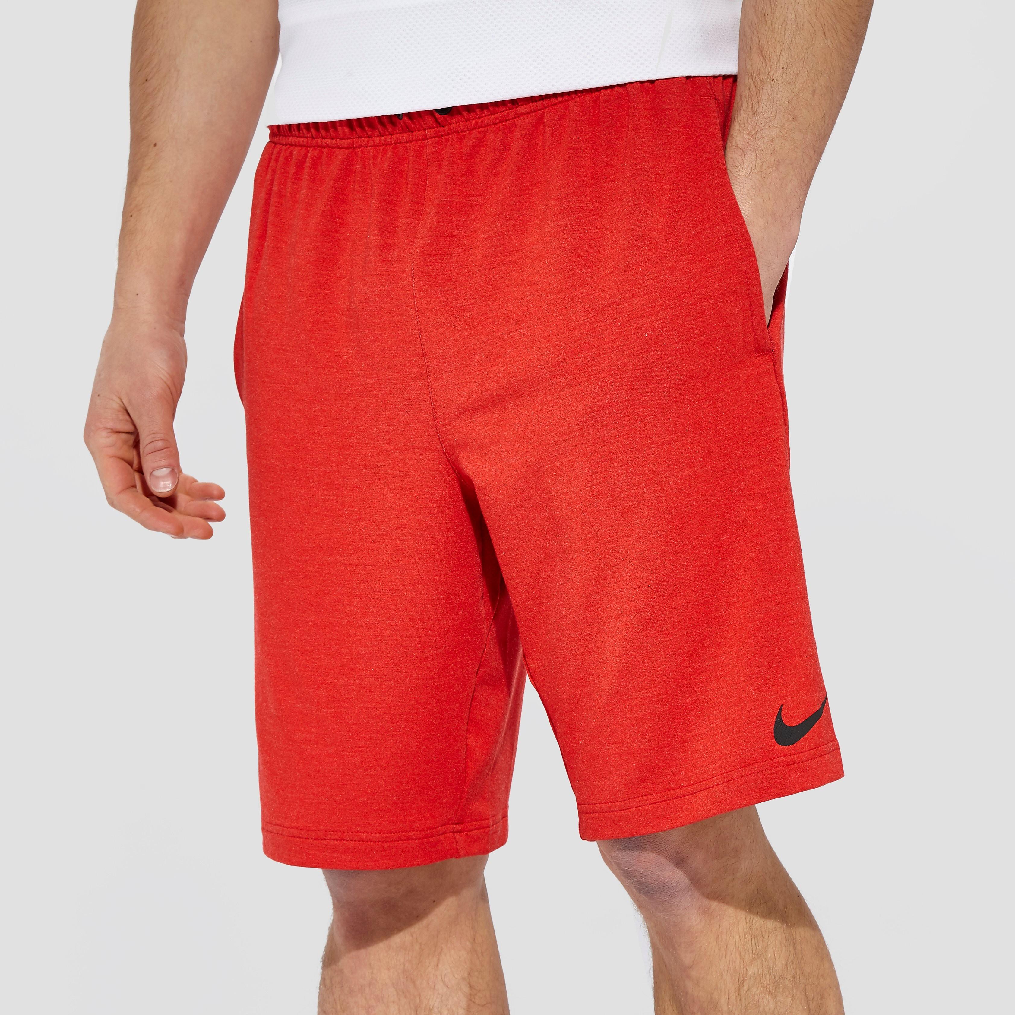 "Nike Dry 8"" Men's Fleece Training Shorts"