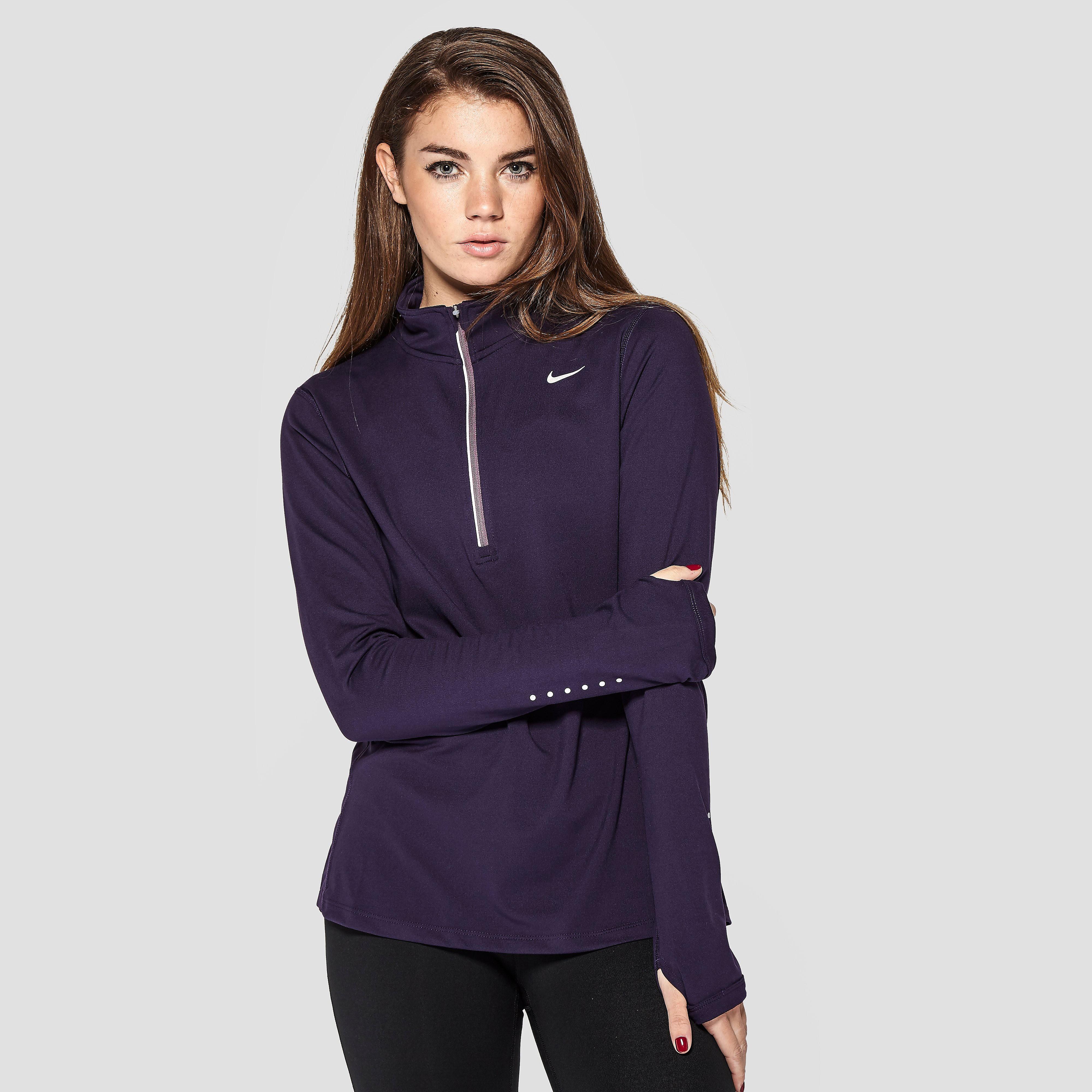 Nike Women's Dry element Long-Sleeve Running Top