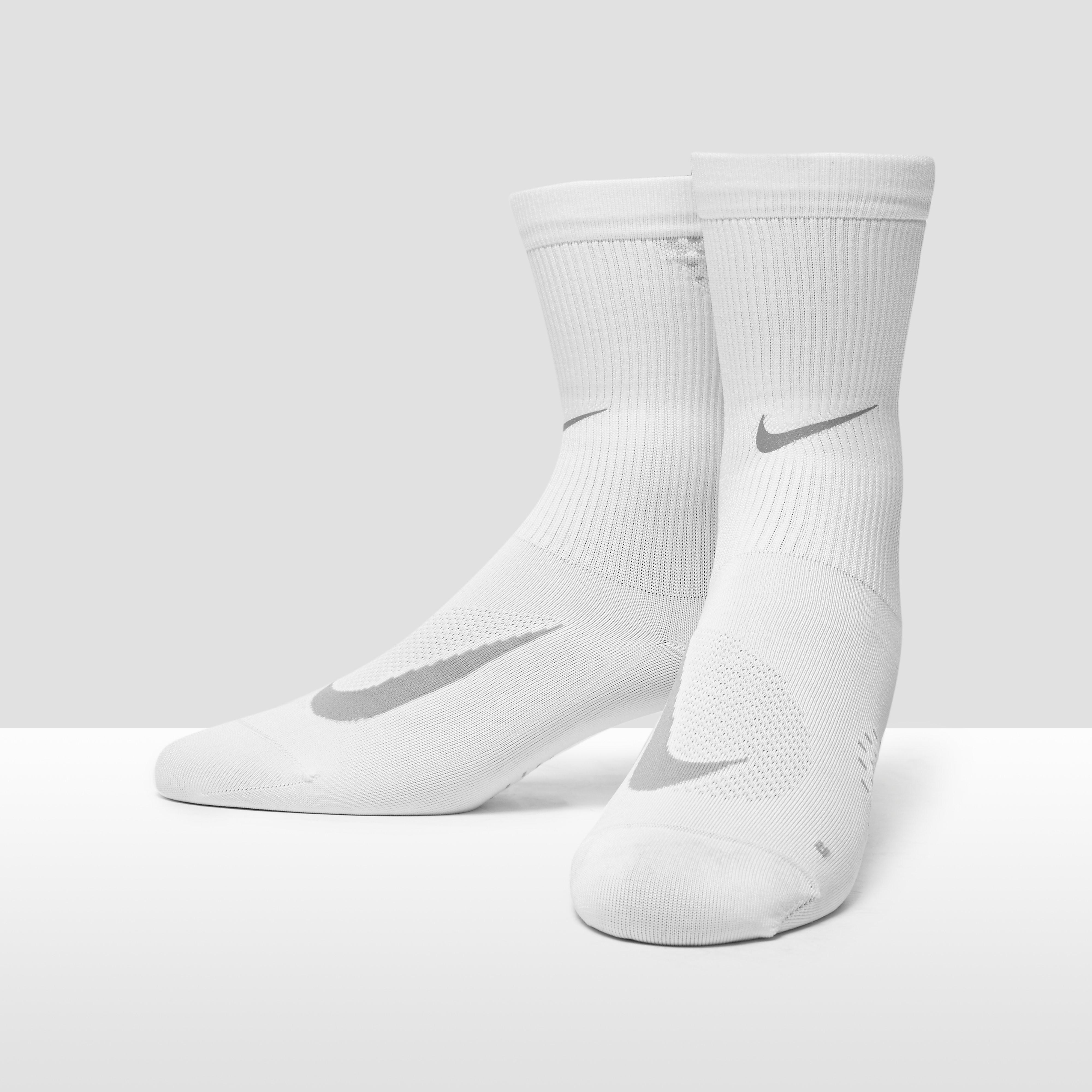 Nike Elite 2.0 Crew Running Socks