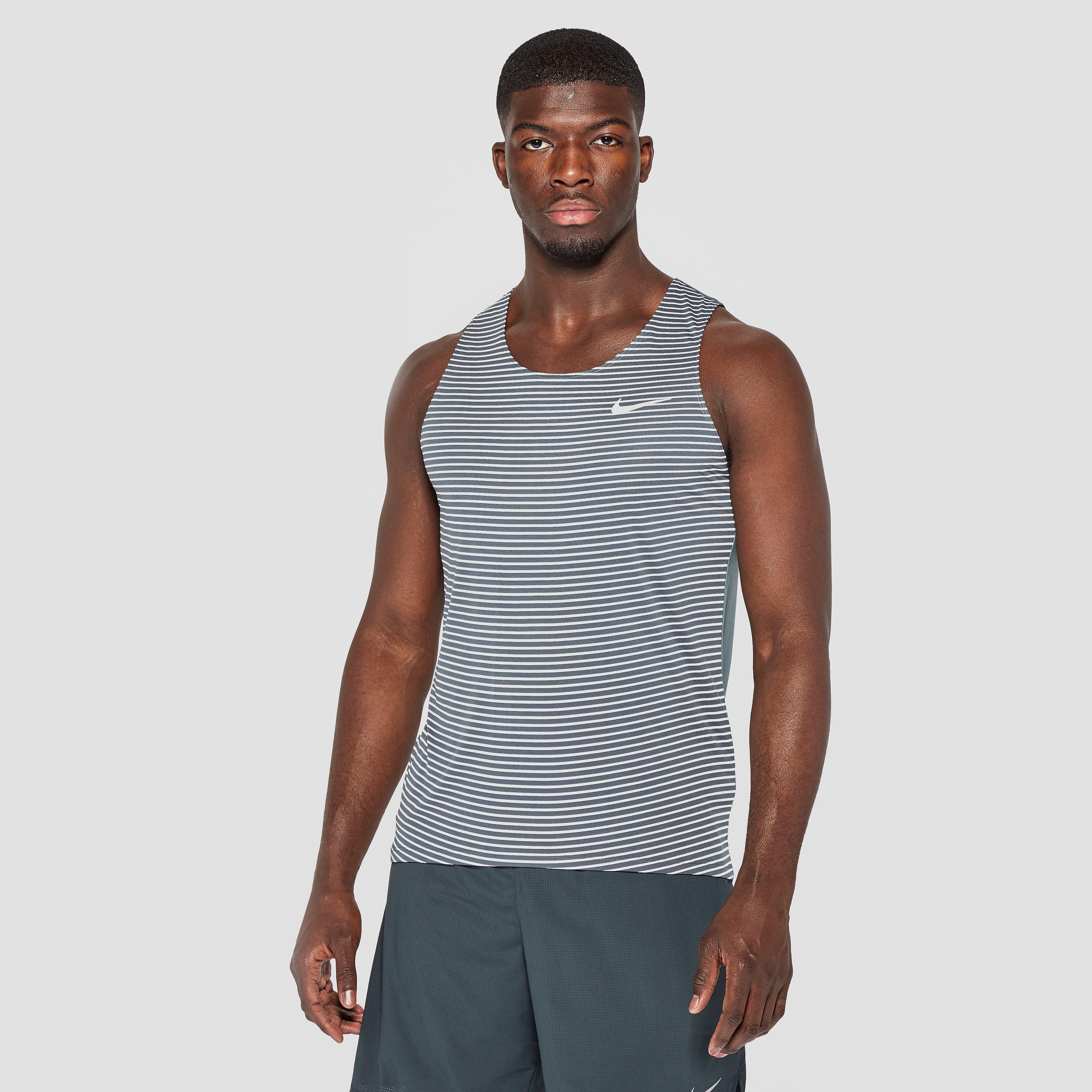 Nike Men's Racing Print Singlet