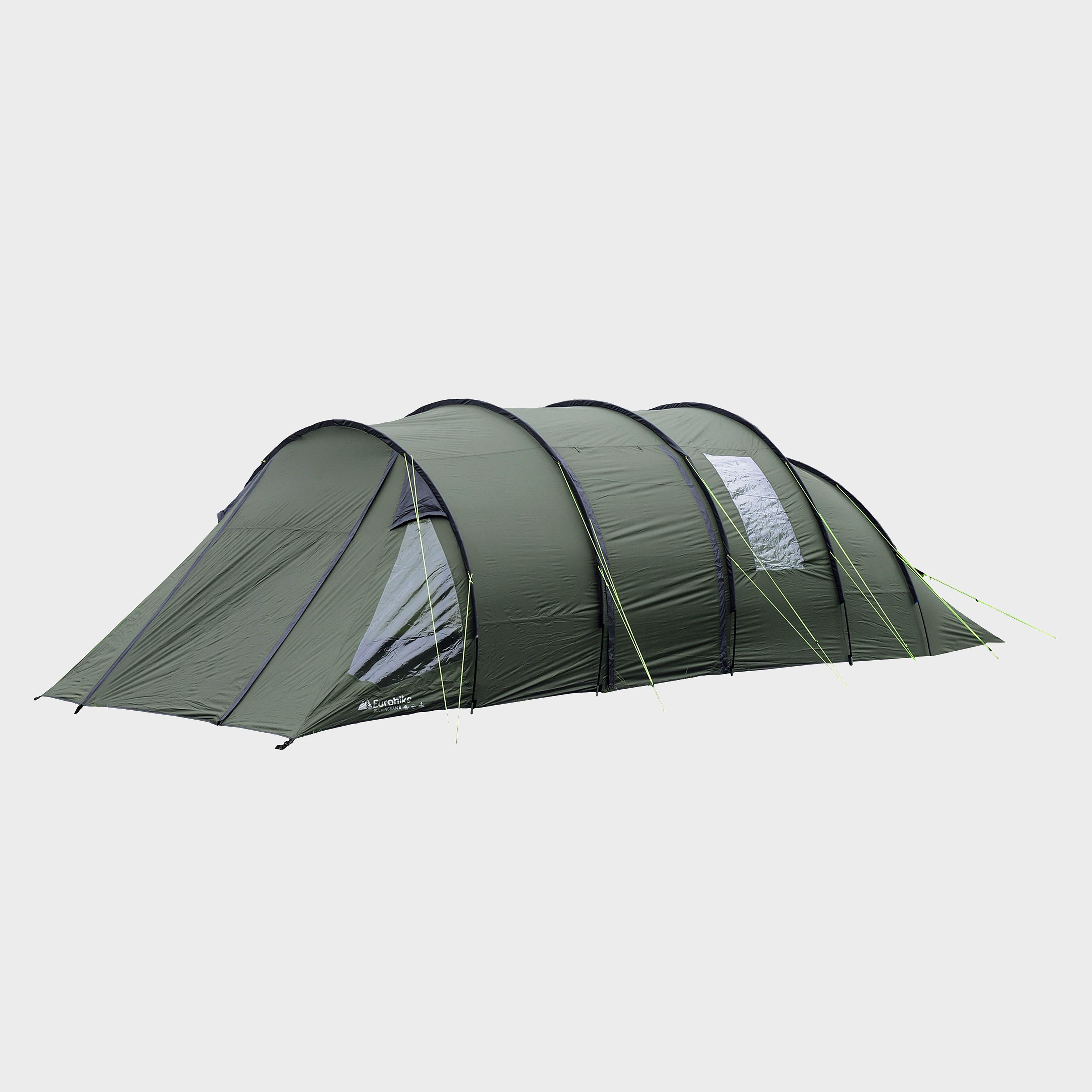Eurohike Buckingham 8 Classic 8 Man Tent
