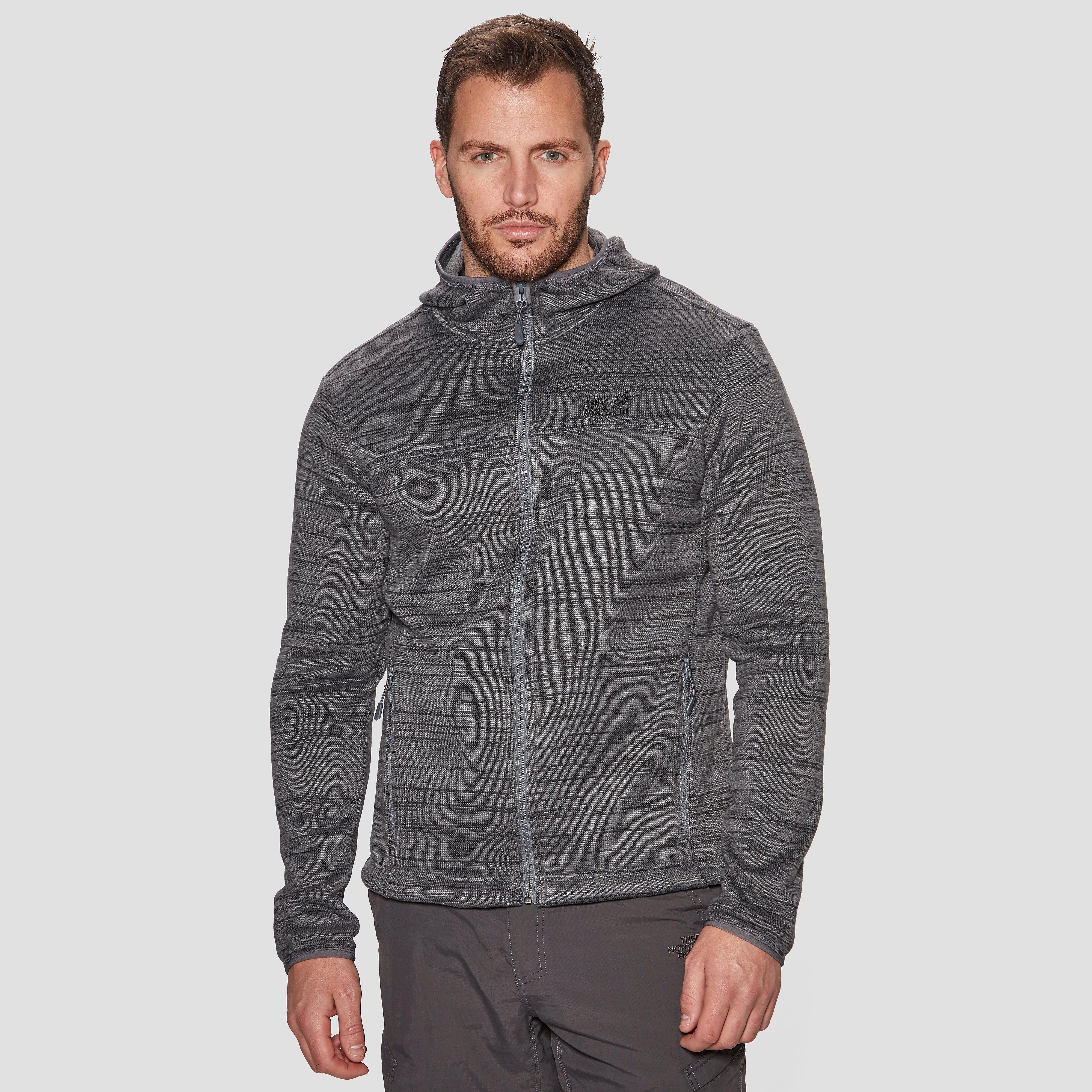 Jack Wolfskin Aquila Hooded Men's Fleece Jacket