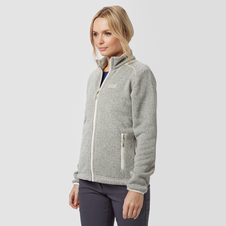 Jack Wolfskin Caribou Women's Full Zip Fleece Jacket