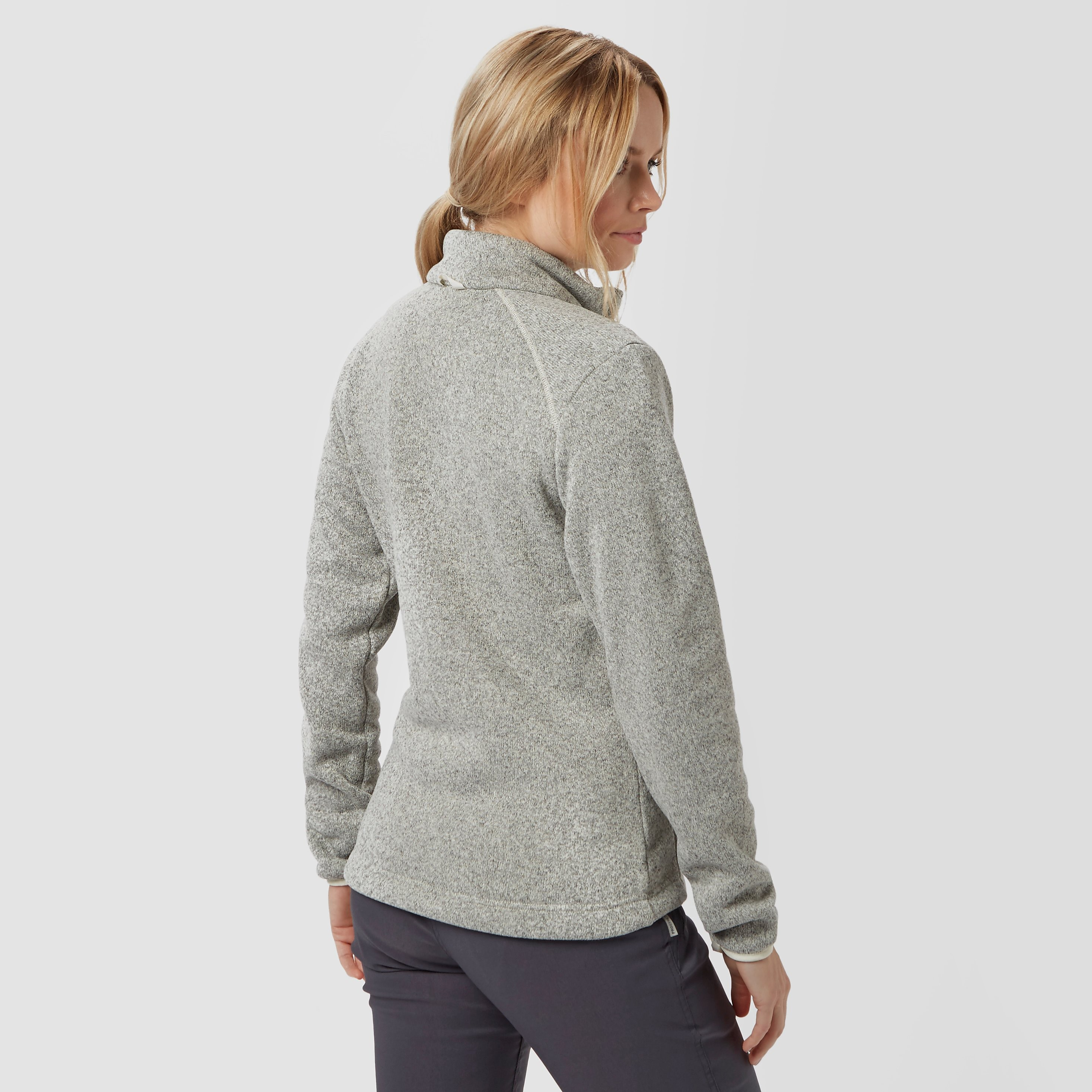 Jack Wolfskin Caribou Women's Full Zip Fleece Jacket