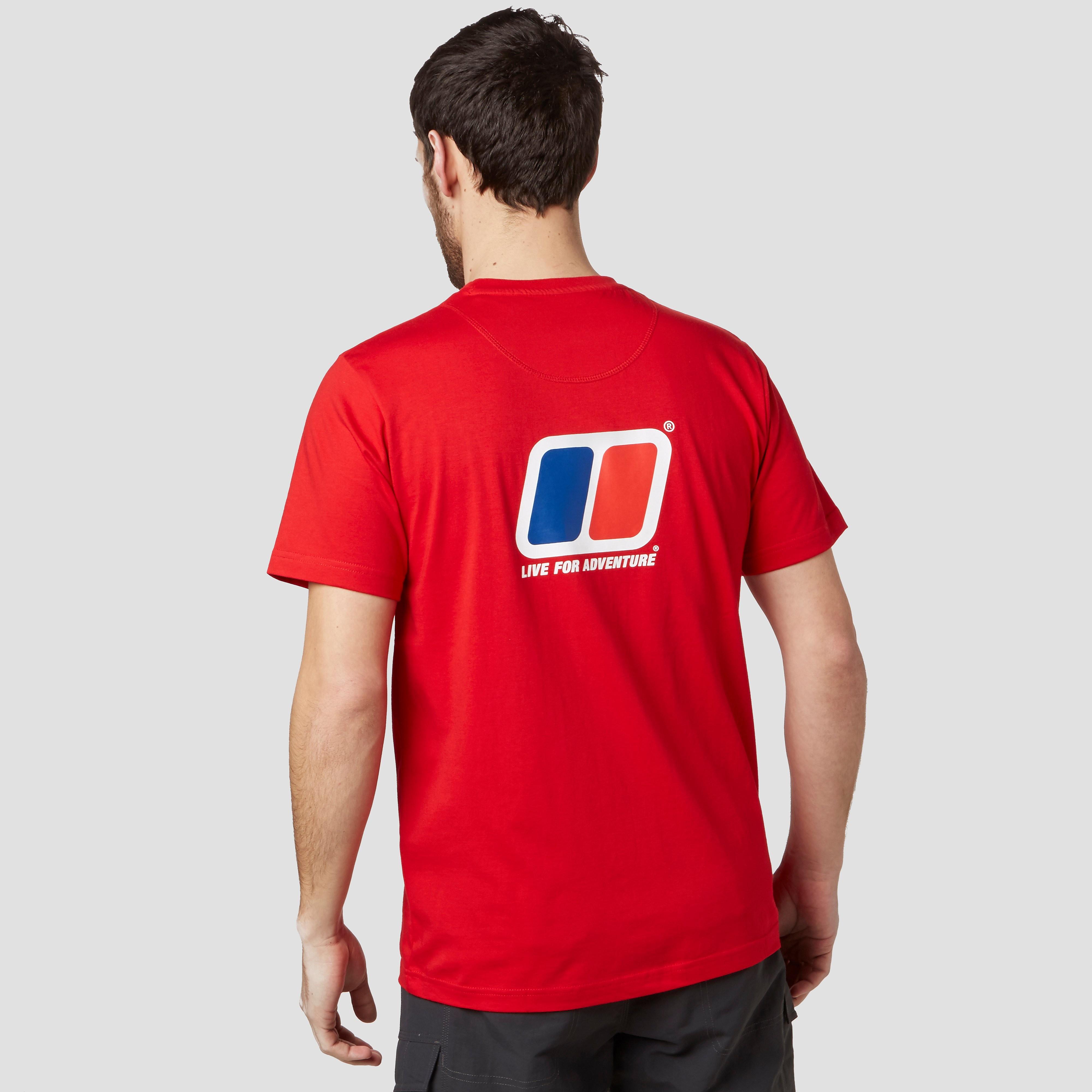 Berghaus Men's Block 3 T-Shirt